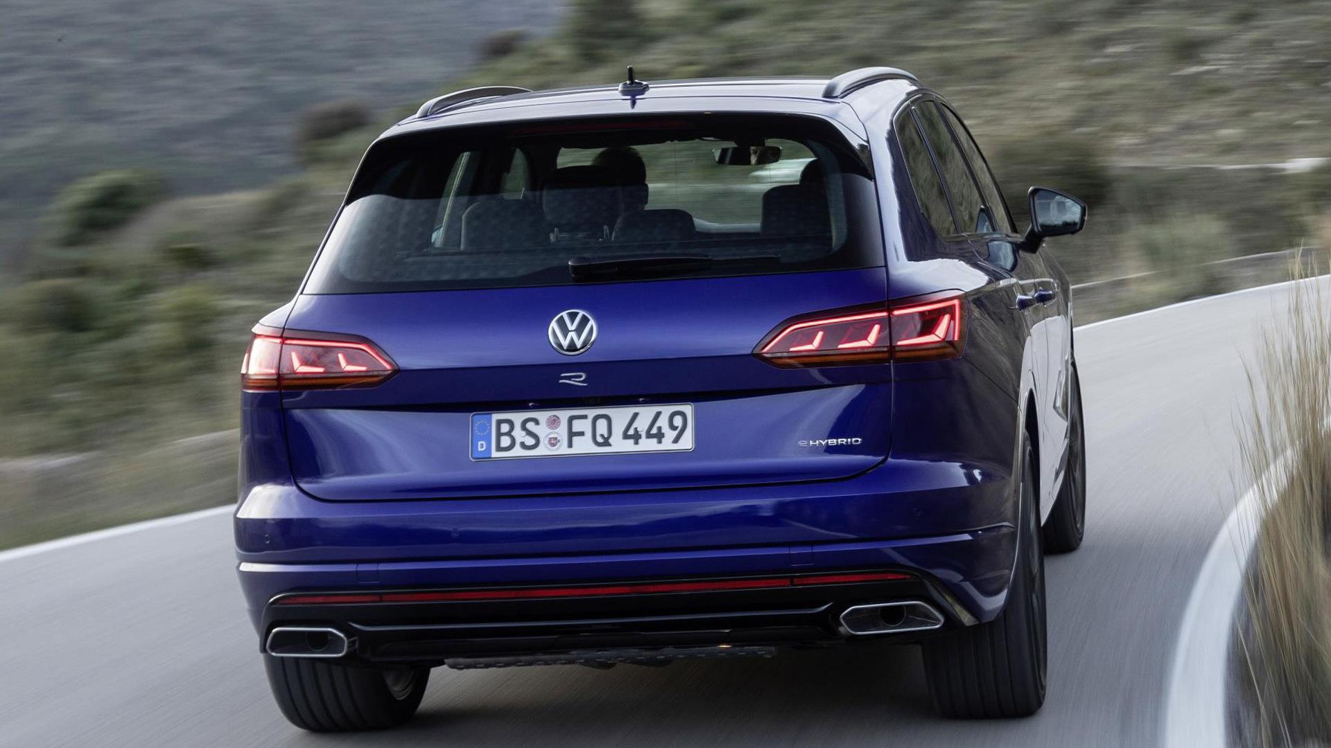 2020 Volkswagen Touareg R