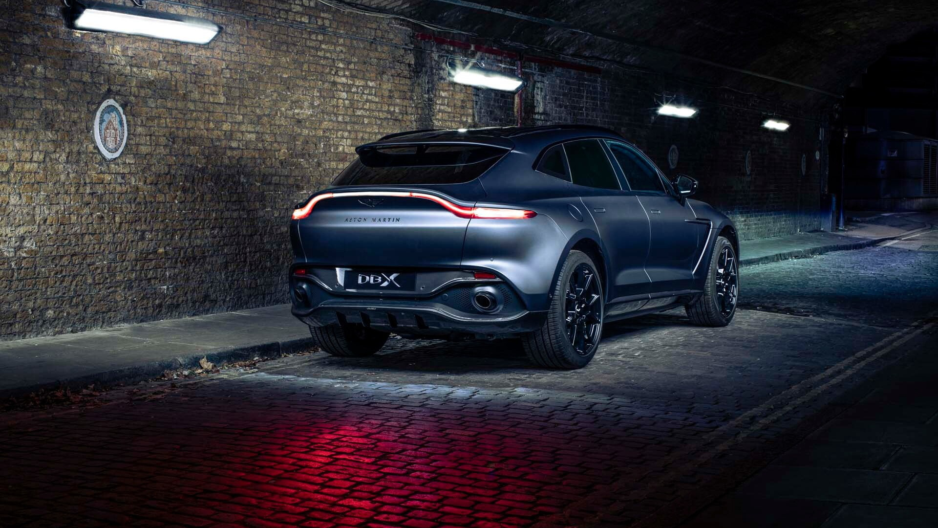2021 Aston Martin DBX personalized by Q by Aston Martin