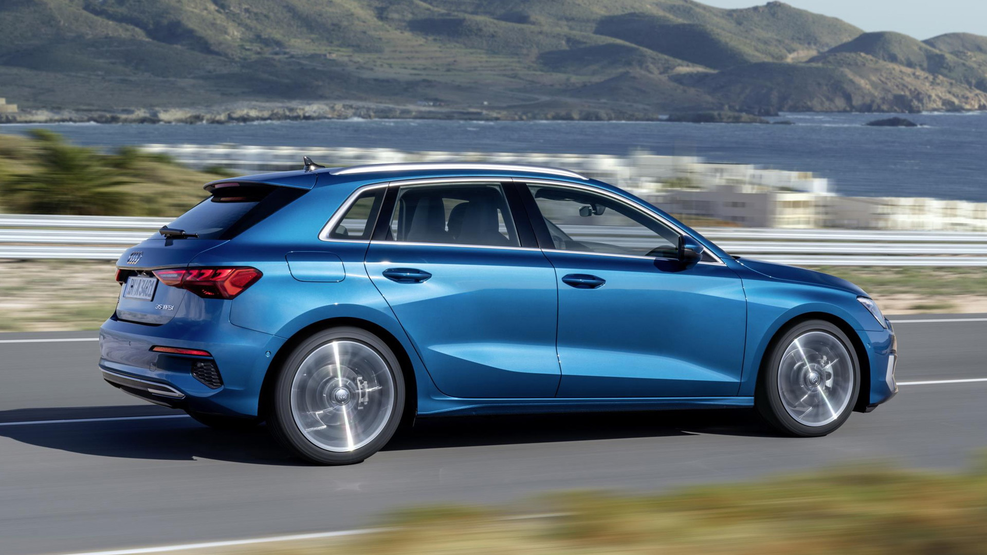 2021 Audi A3 revealed in Sportback body style