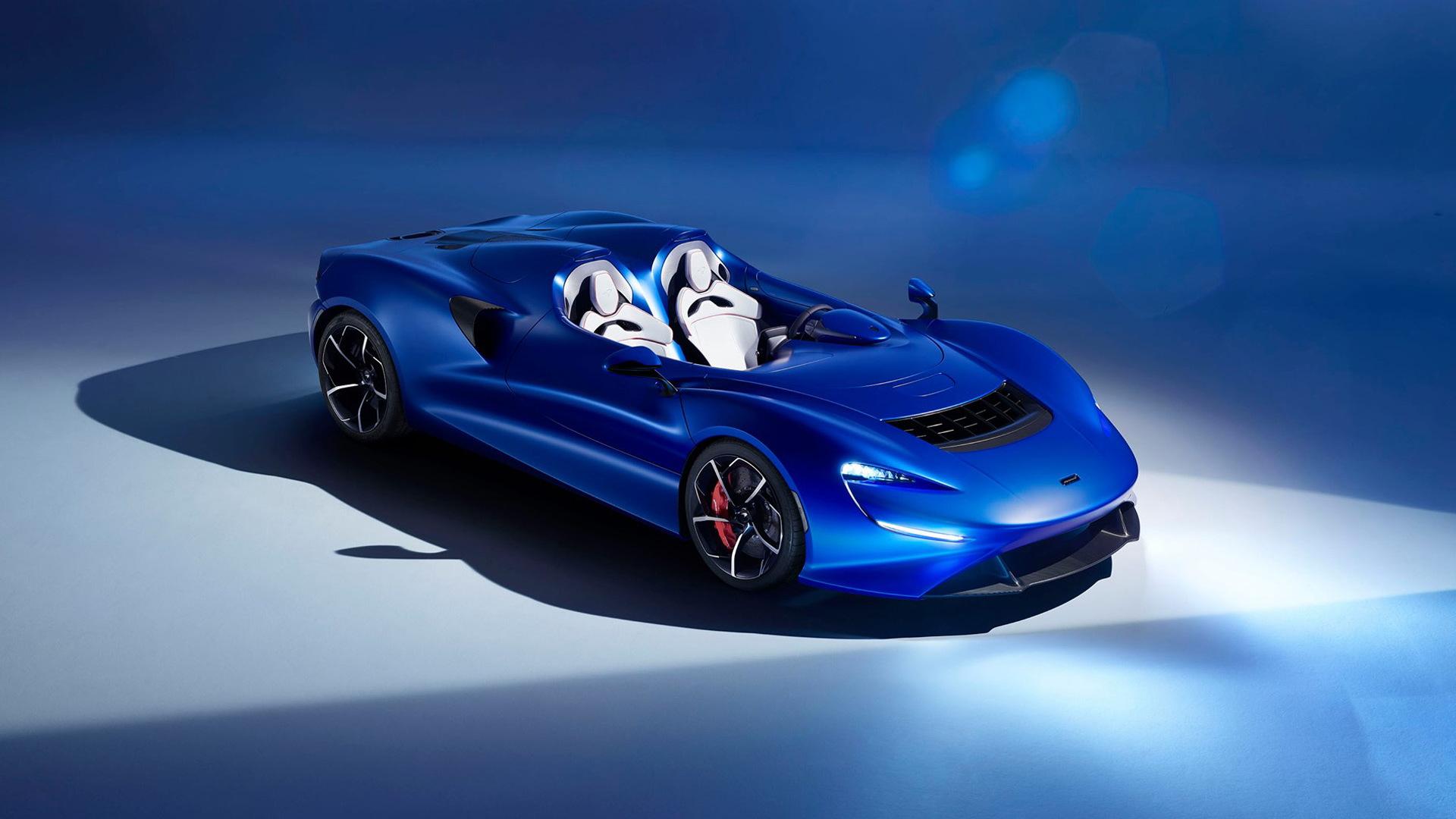 McLaren Elva