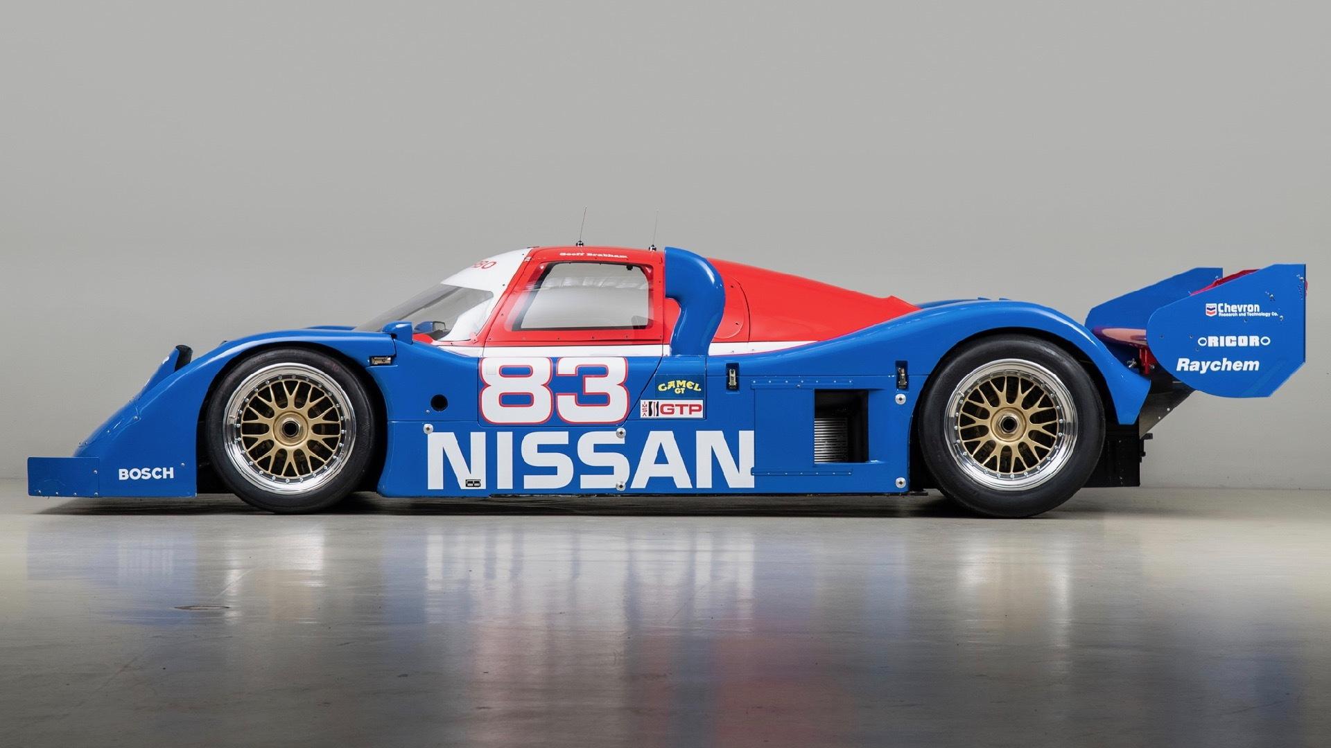 1990 Nissan NPT-90 (Photo by Canepa)