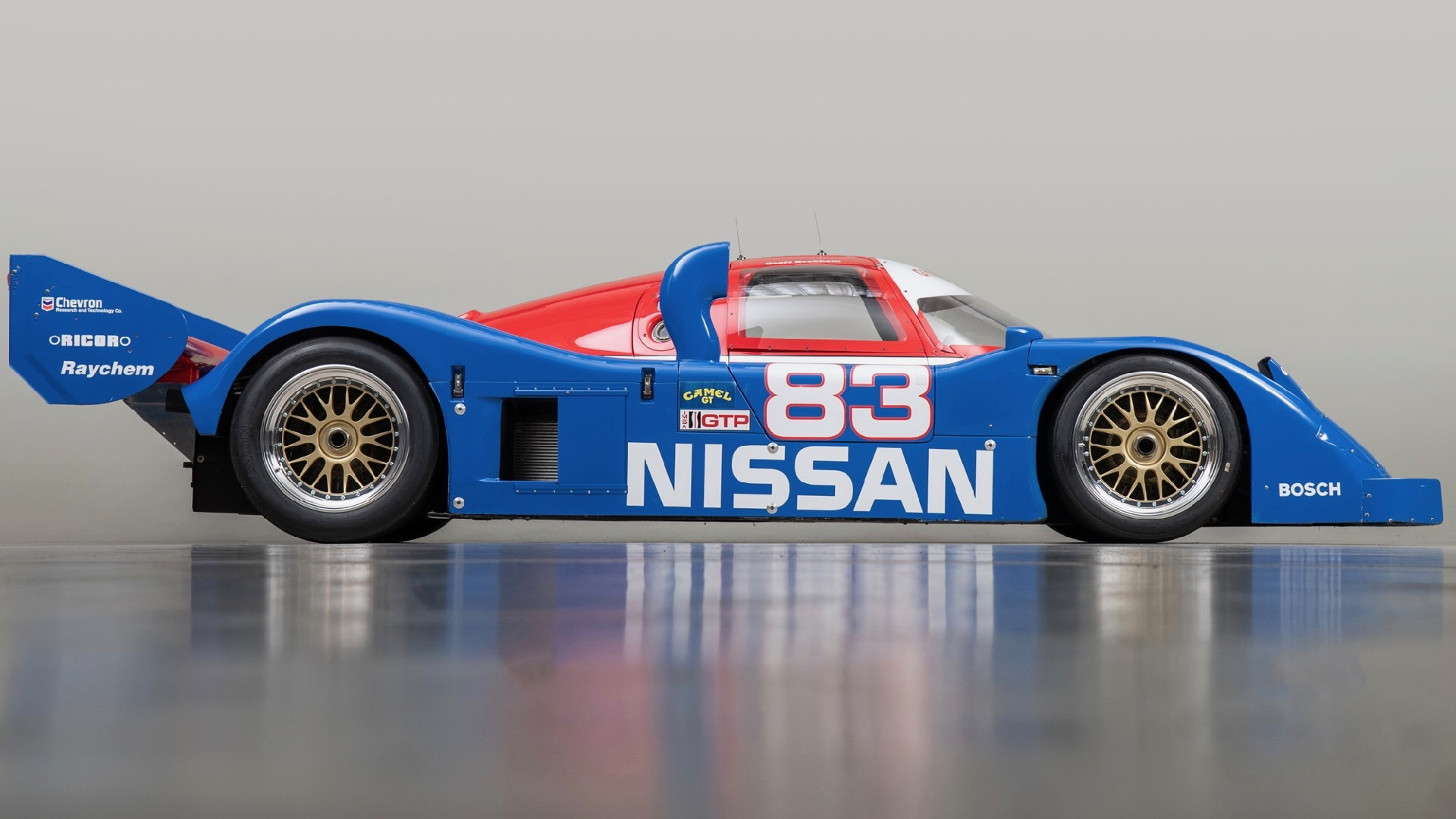 1990 Nissan NPT-90 (Photo by Canepa)