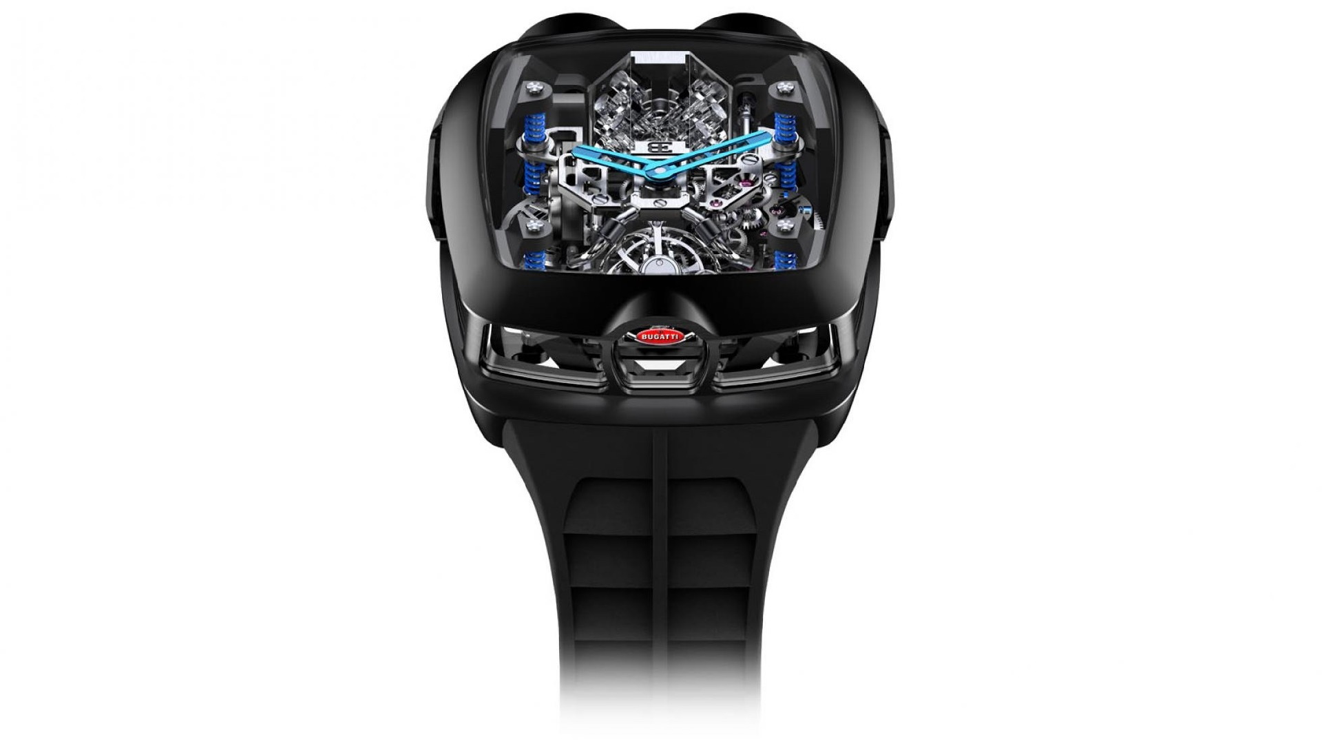 Jacob & Co. Bugatti Chiron Tourbillon