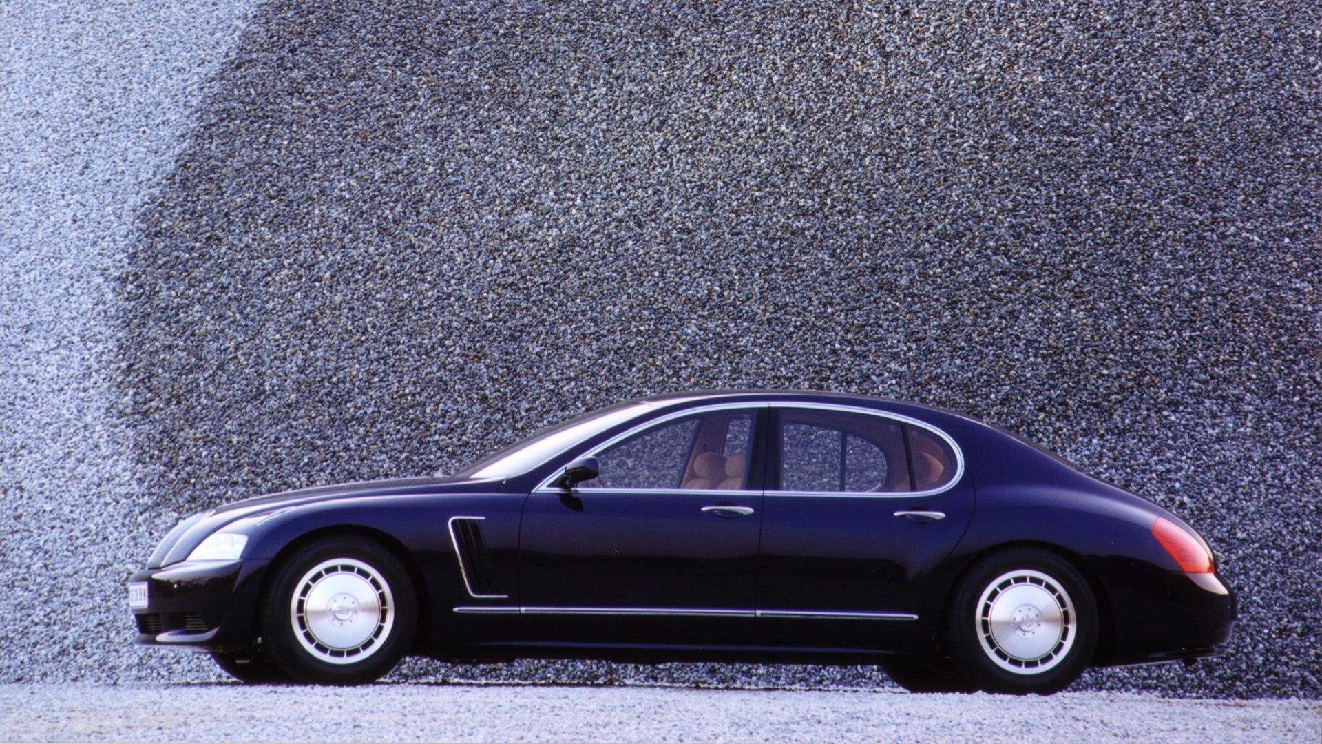 1998 Bugatti EB 218 concept