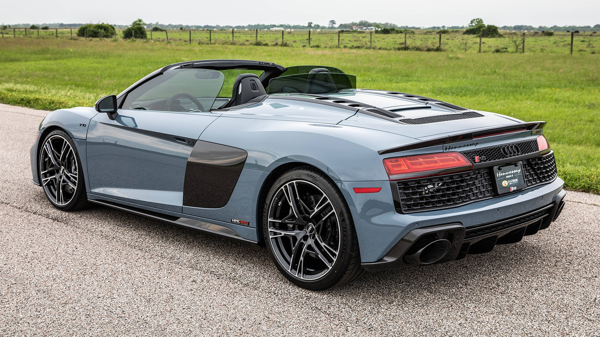 2020 Audi R8 V10 by Hennessey Performance Engineering