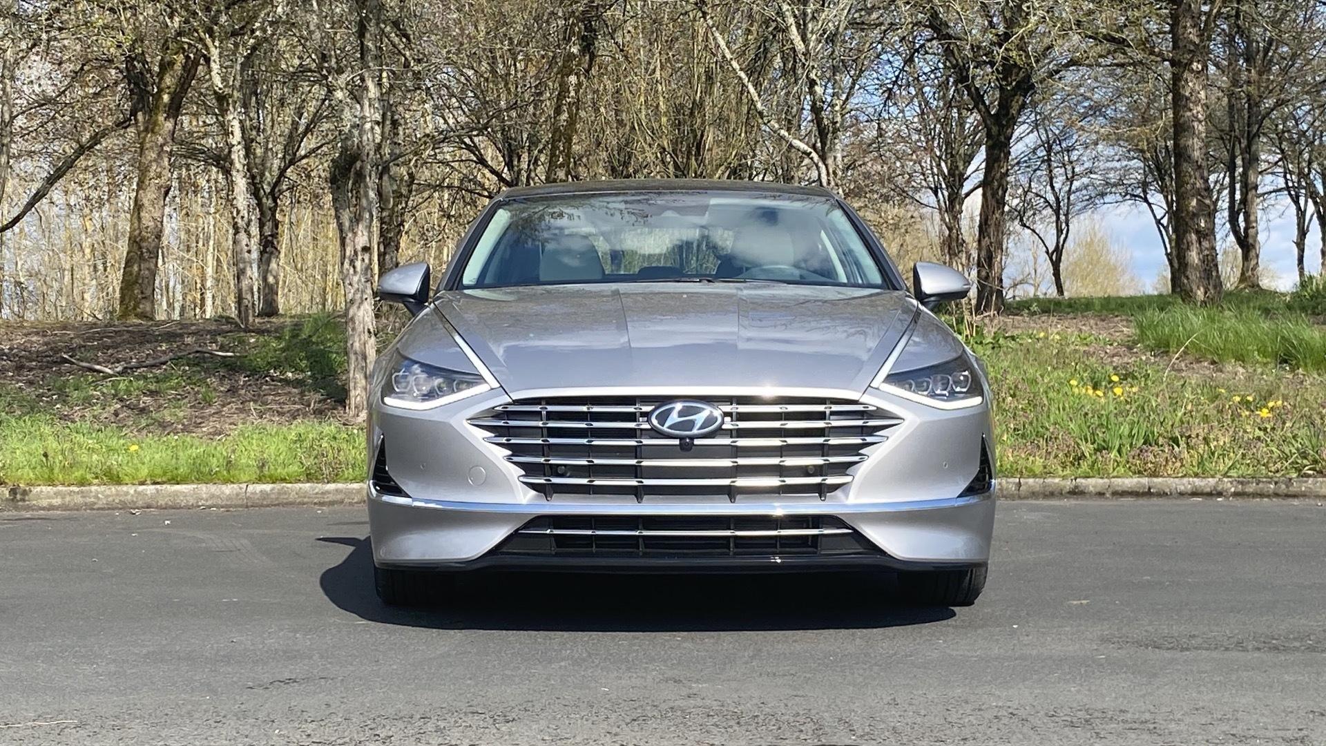 first drive review: 2020 hyundai sonata hybrid is a high