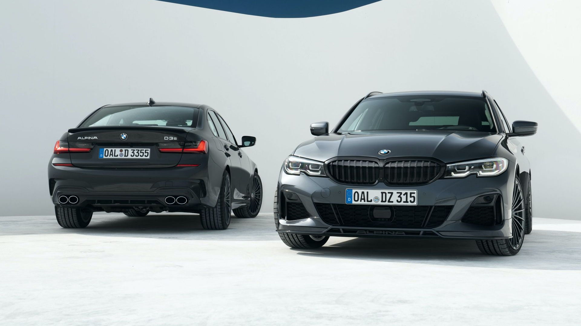 2020 BMW Alpina D3 S and D3 S Touring