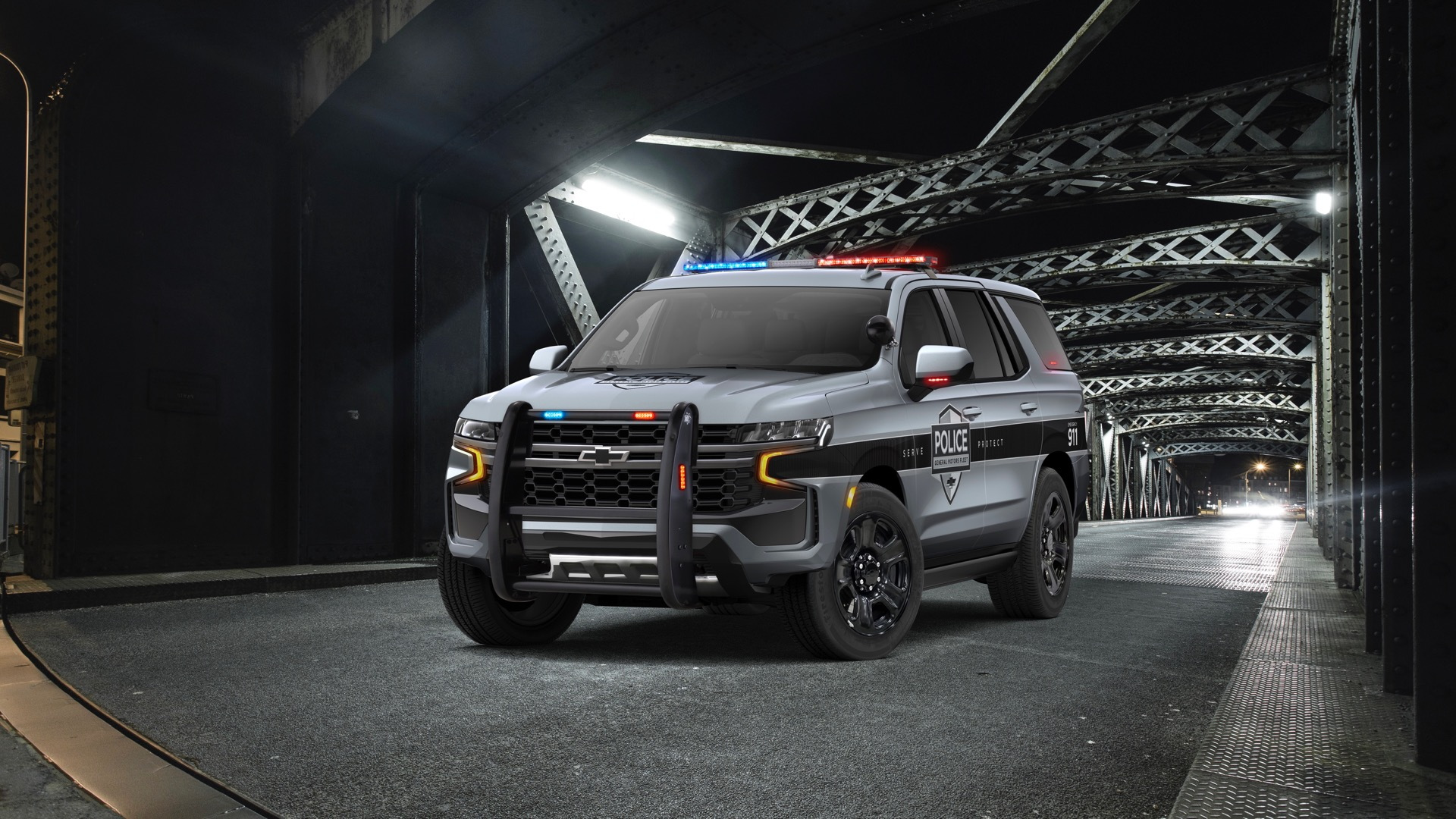 2021 Chevrolet Tahoe Police Pursuit Vehicle
