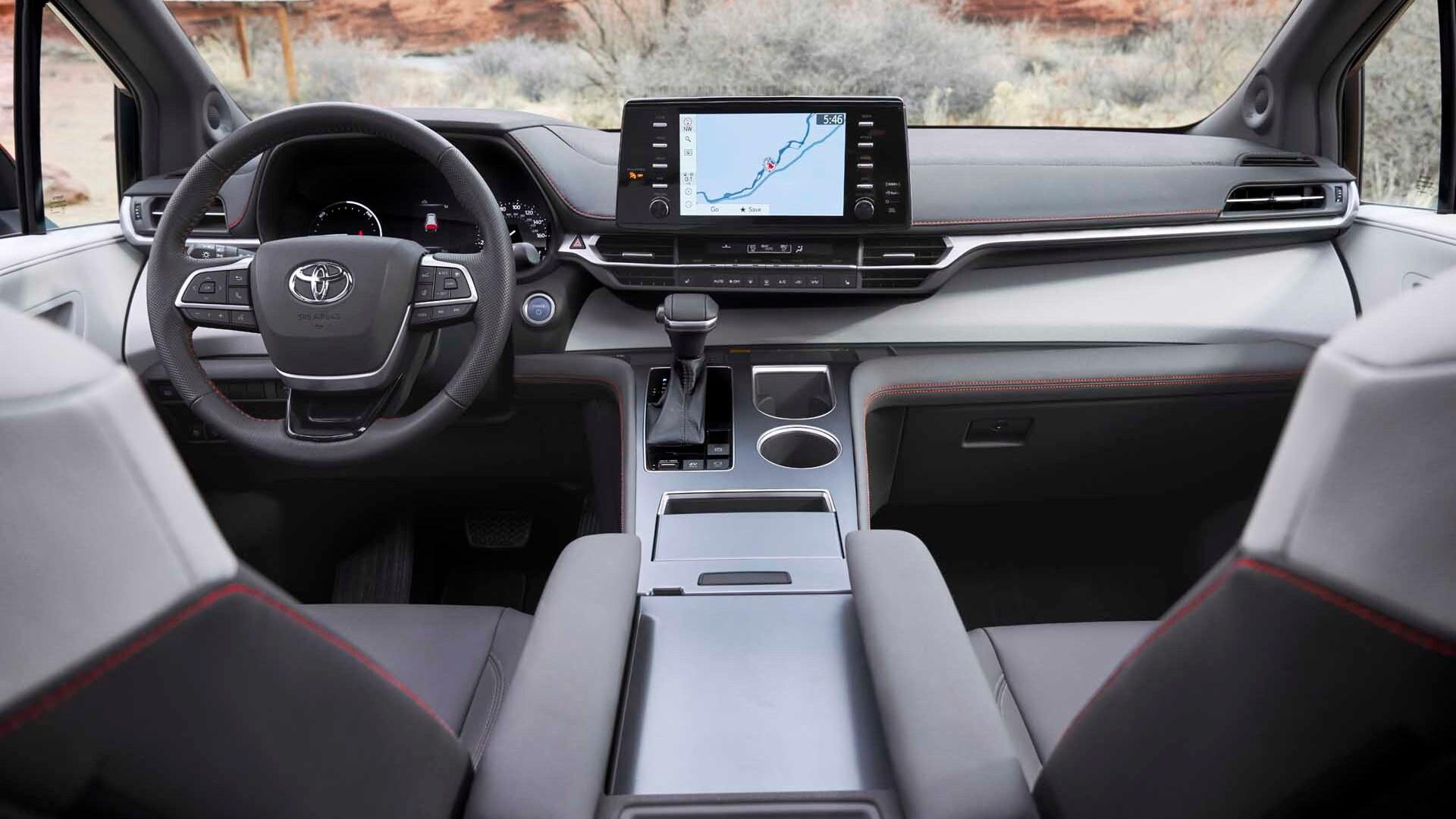 2021 Toyota Sienna XSE