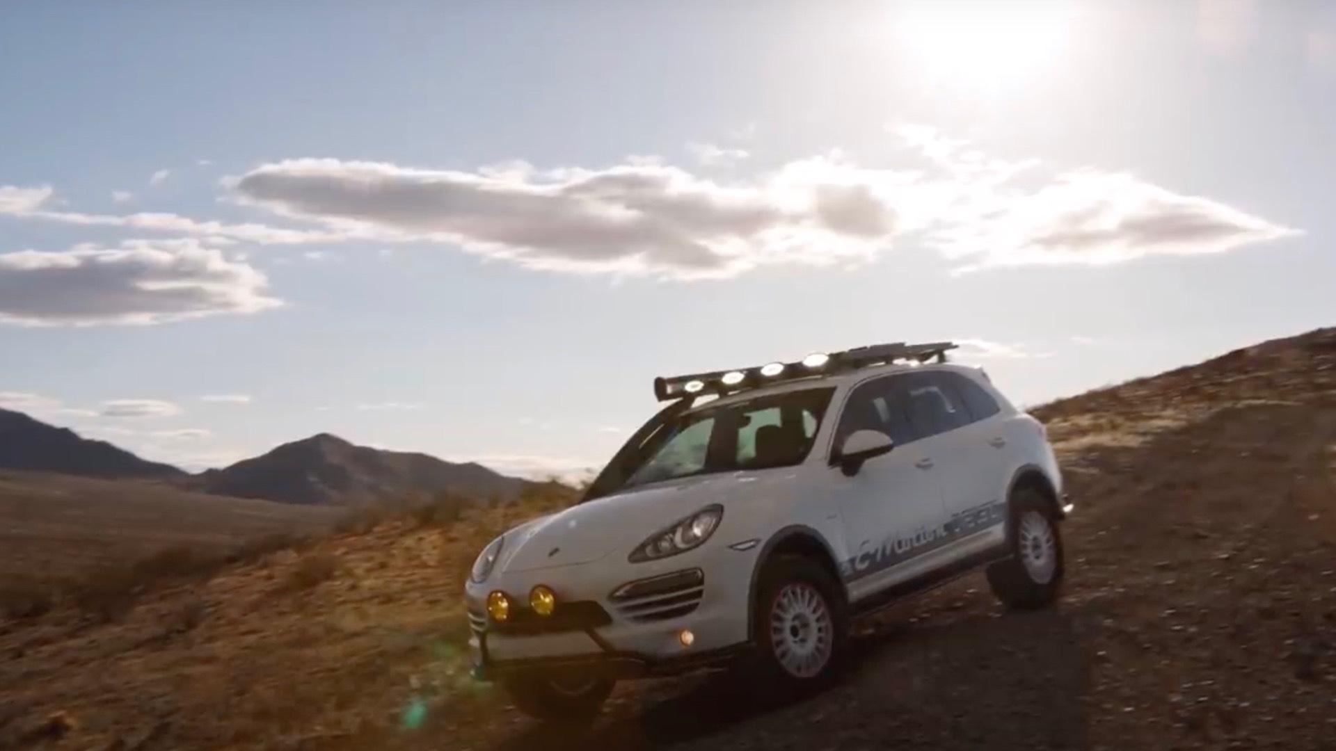E-Motion Engineering Porsche Cayenne screenshot