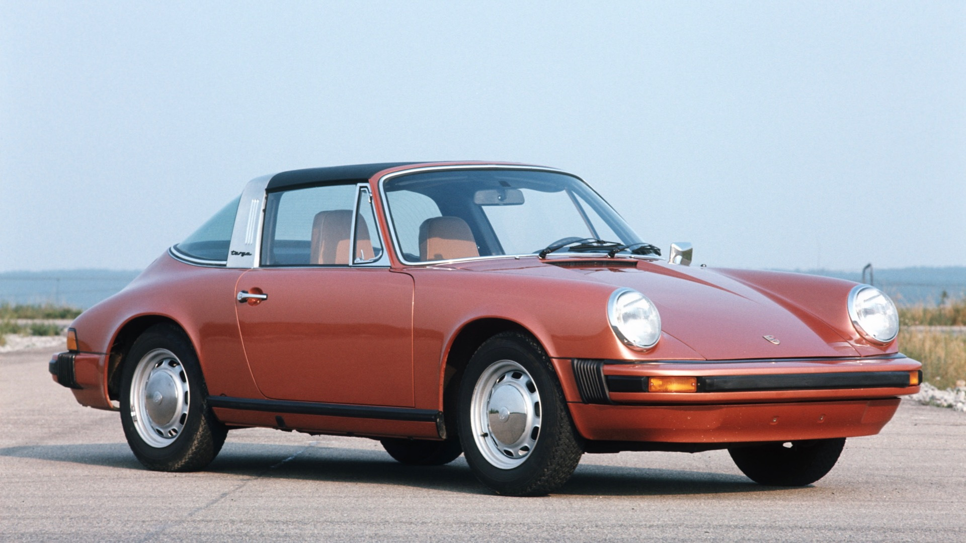 The Porsche 911 Targa Was Created Because The Us Wanted To Ban Convertibles