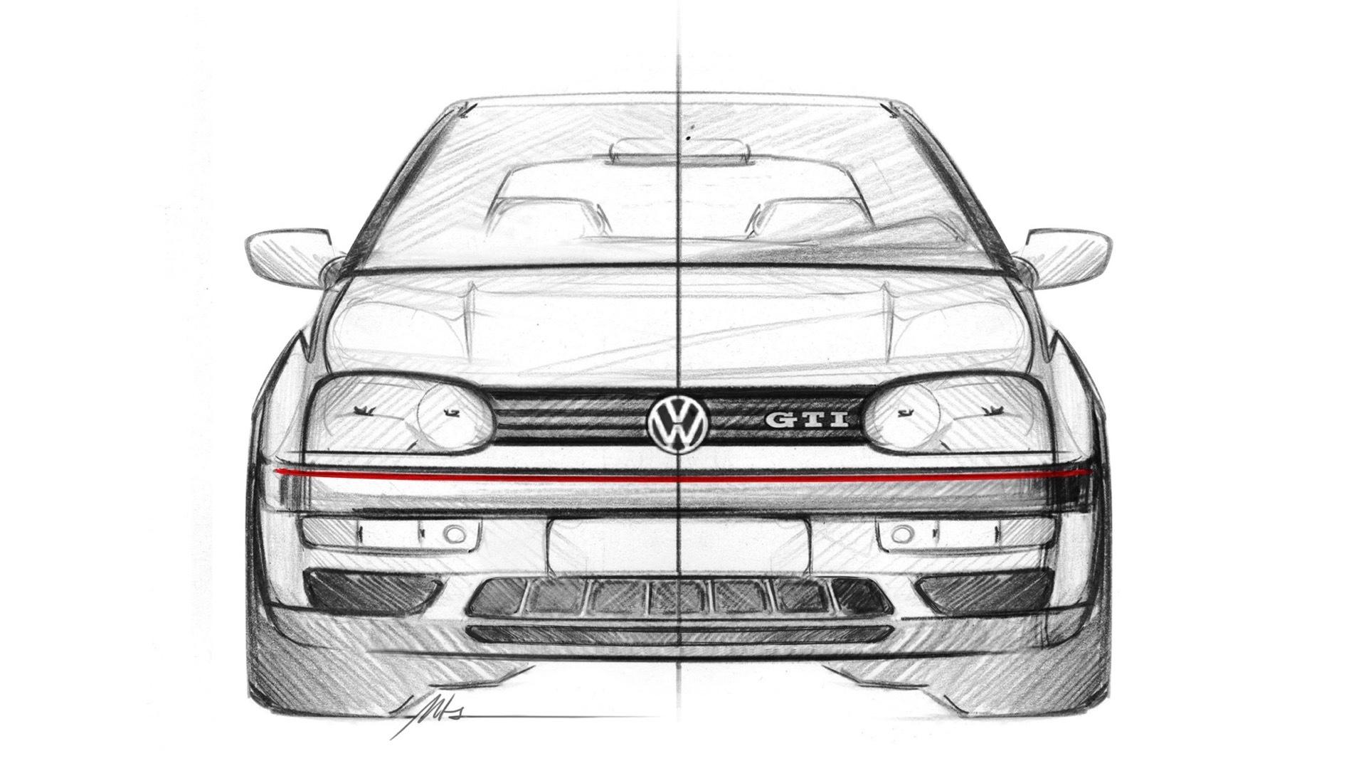 Volkswagen GTI Mk III