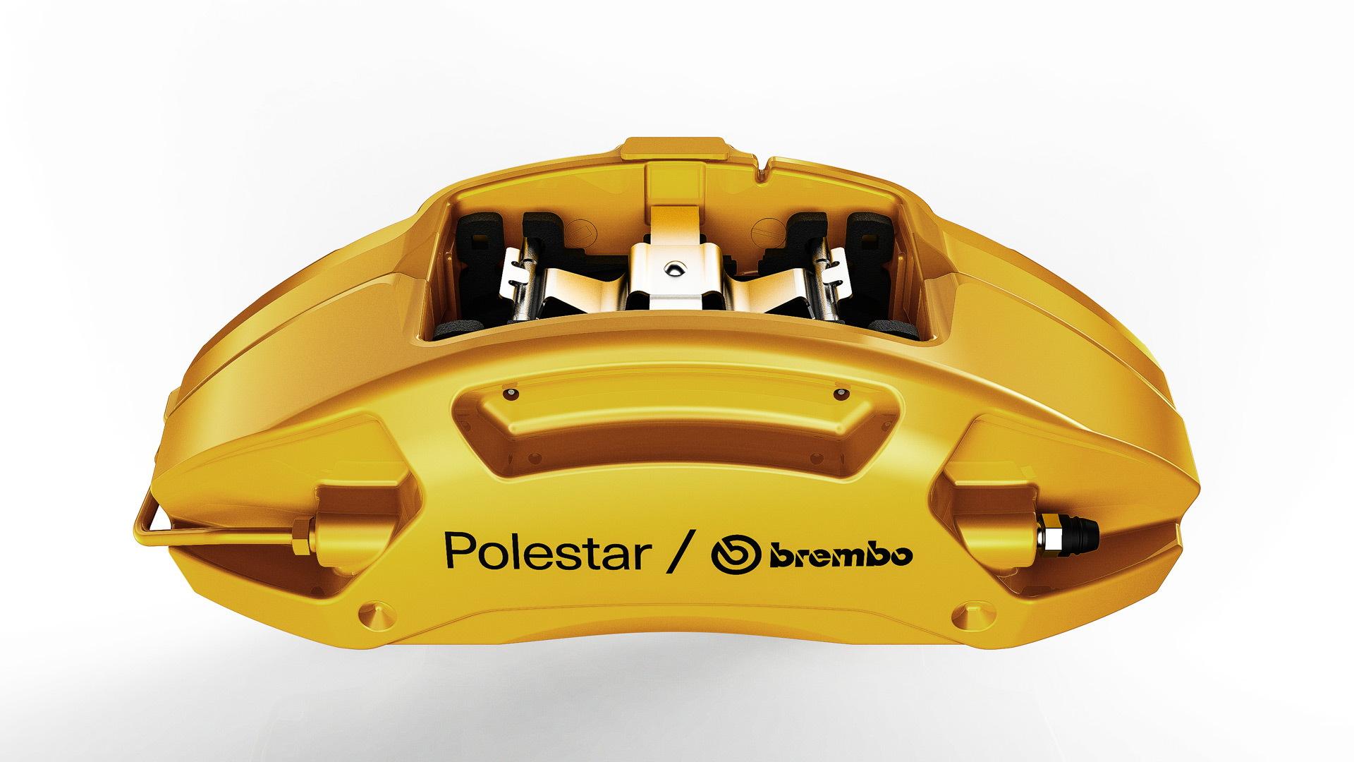 Polestar 2 Performance Pack