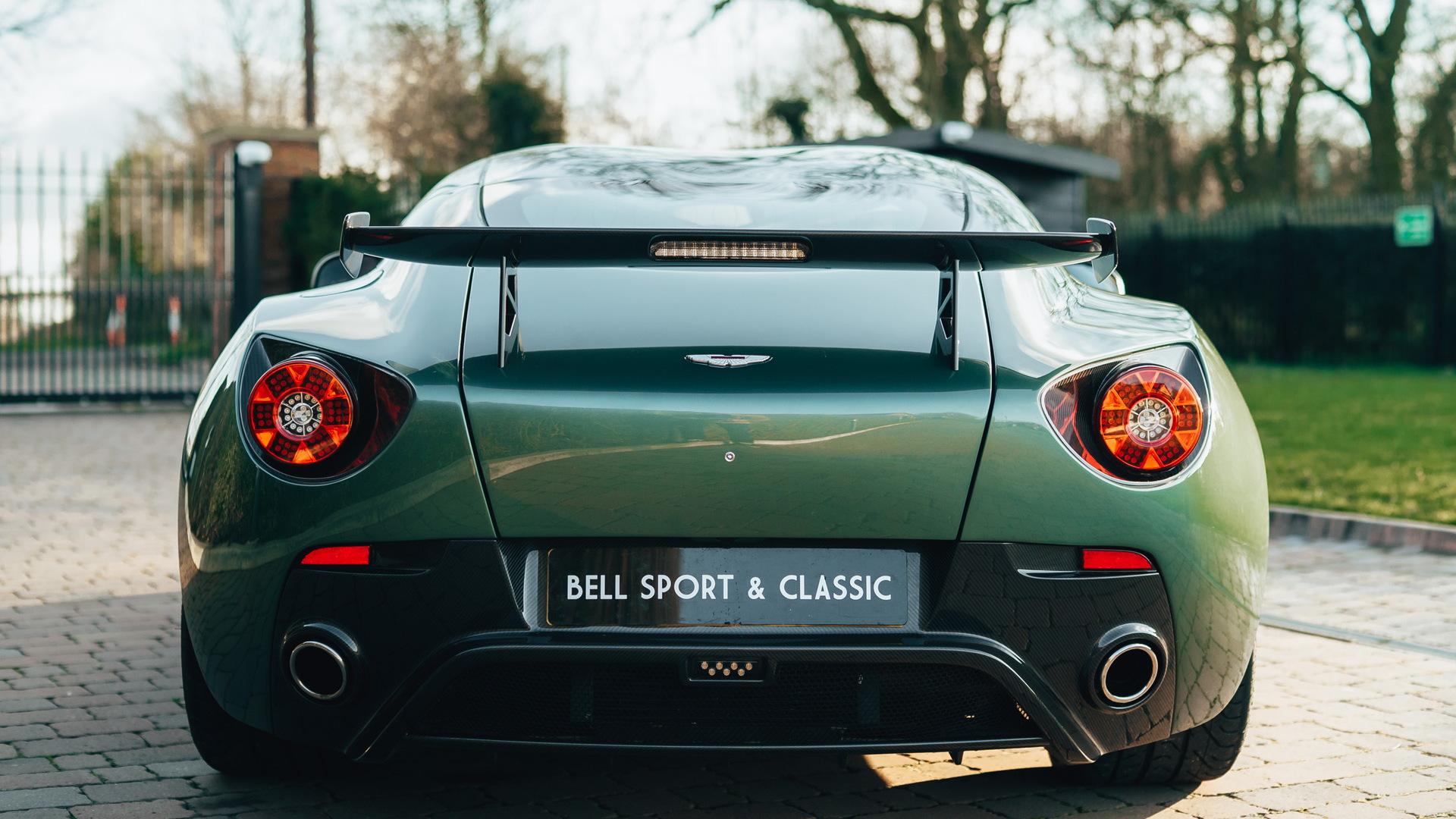 Pre-production Aston Martin V12 Zagato