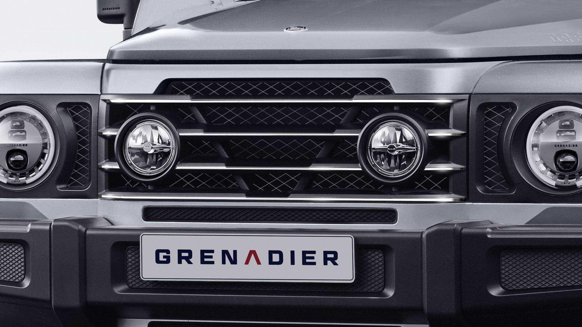 2021 Ineos Grenadier