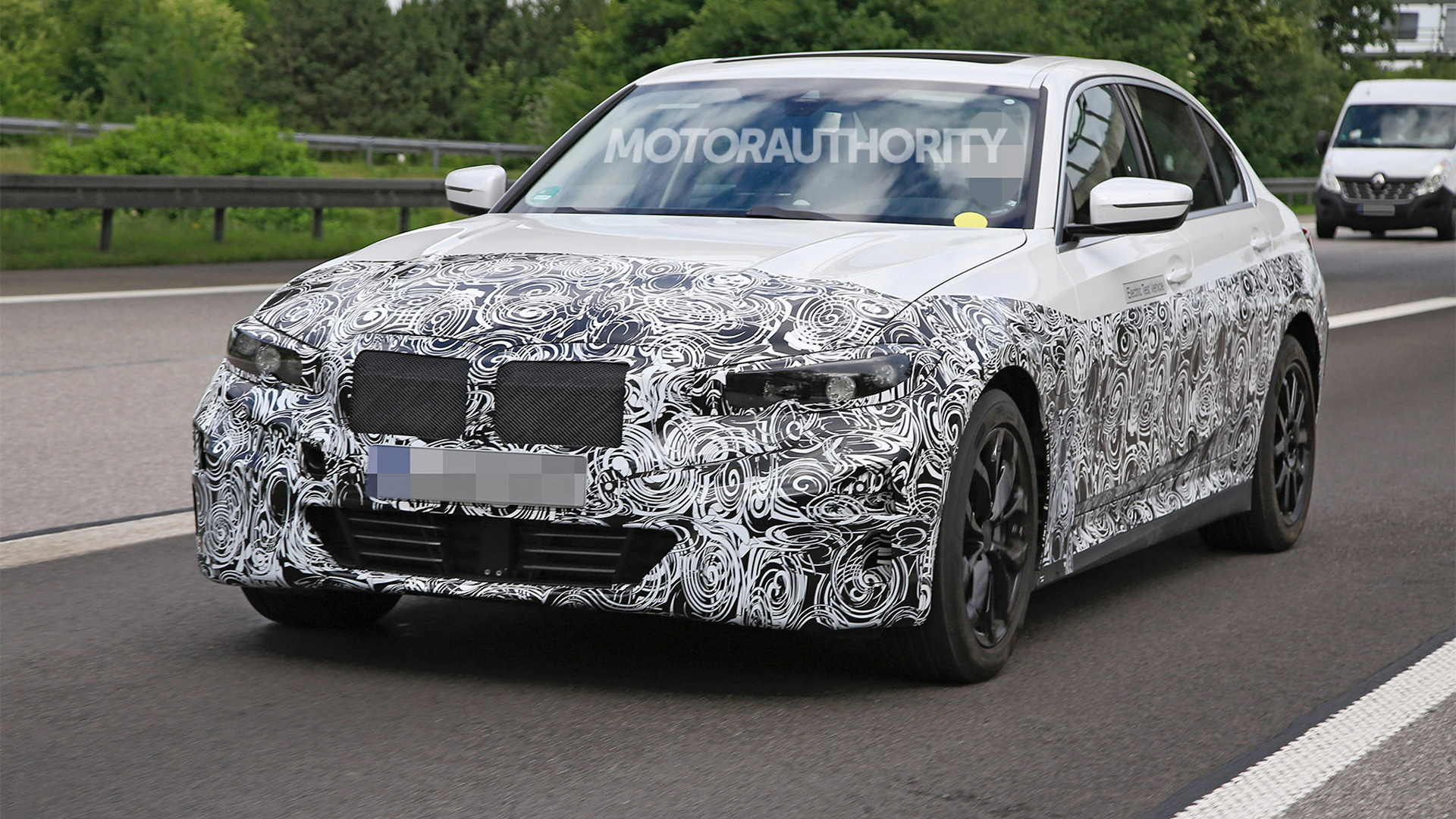 2020 Spy Shots BMW 3 Series Pricing