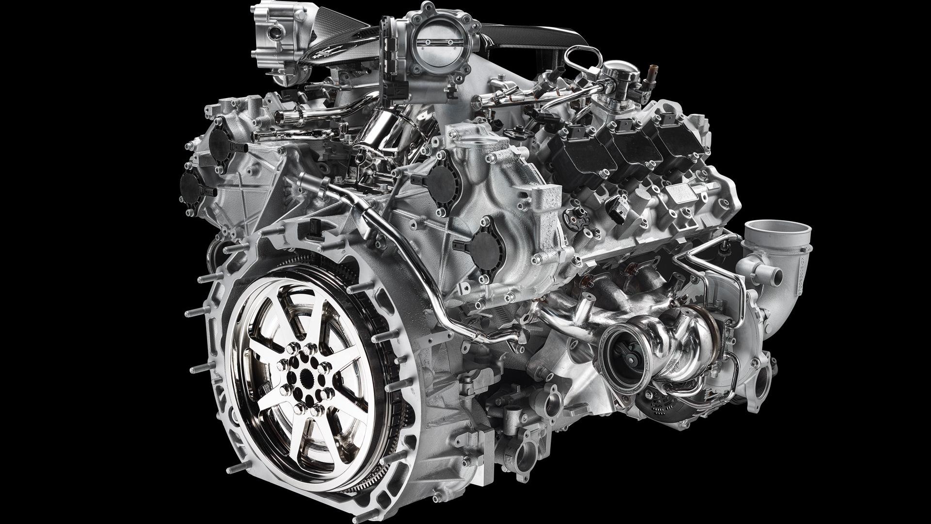 Maserati Nettuno 3.0-liter twin-turbocharged V-6