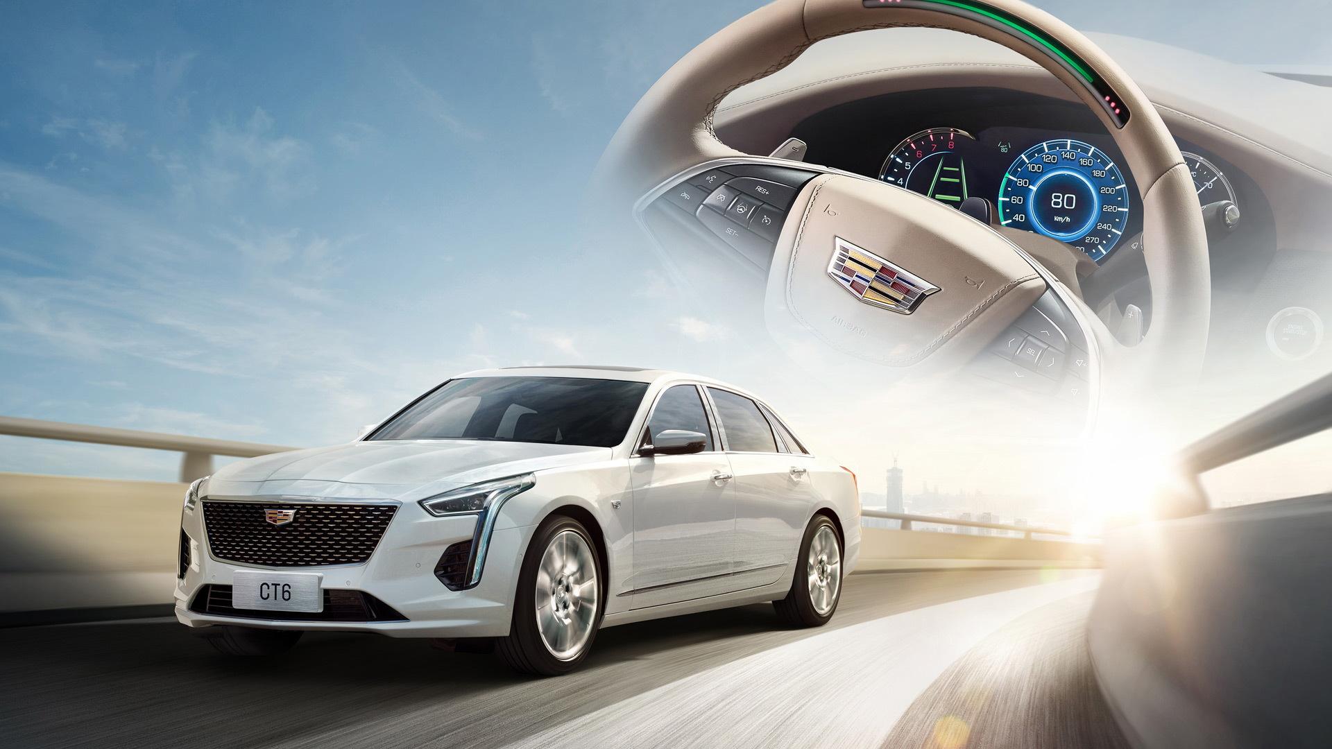 2021 Cadillac CT6 (China spec)
