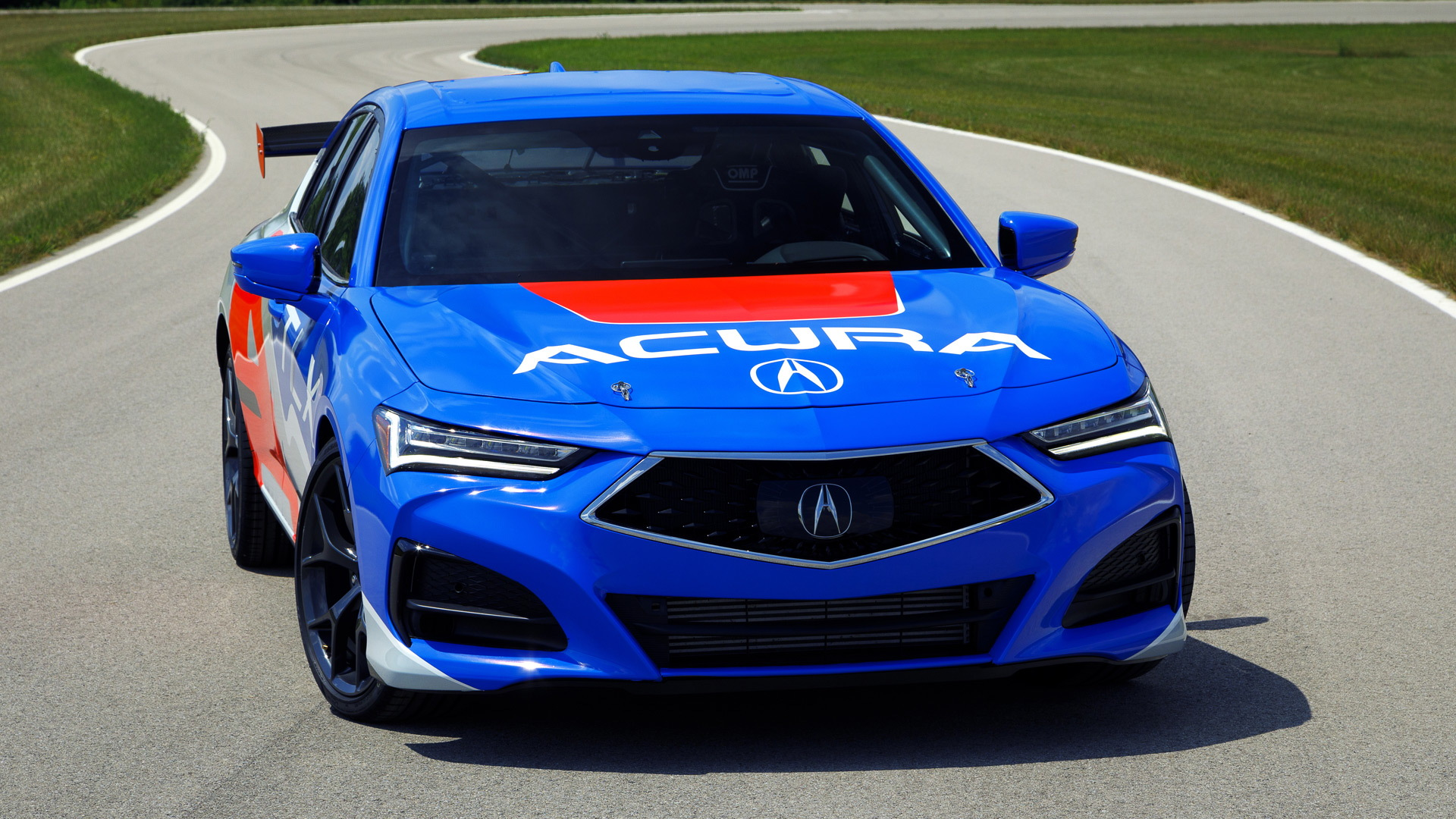 2021 Acura TLX race car to tackle 2020 Pikes Peak International Hill Climb