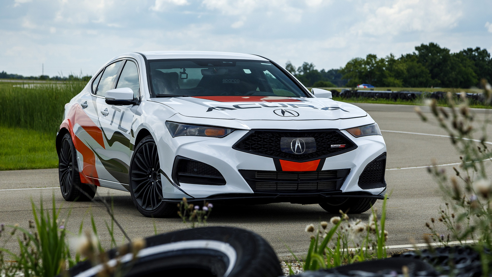 2021 Acura TLX Type S prototype to tackle 2020 Pikes Peak International Hill Climb