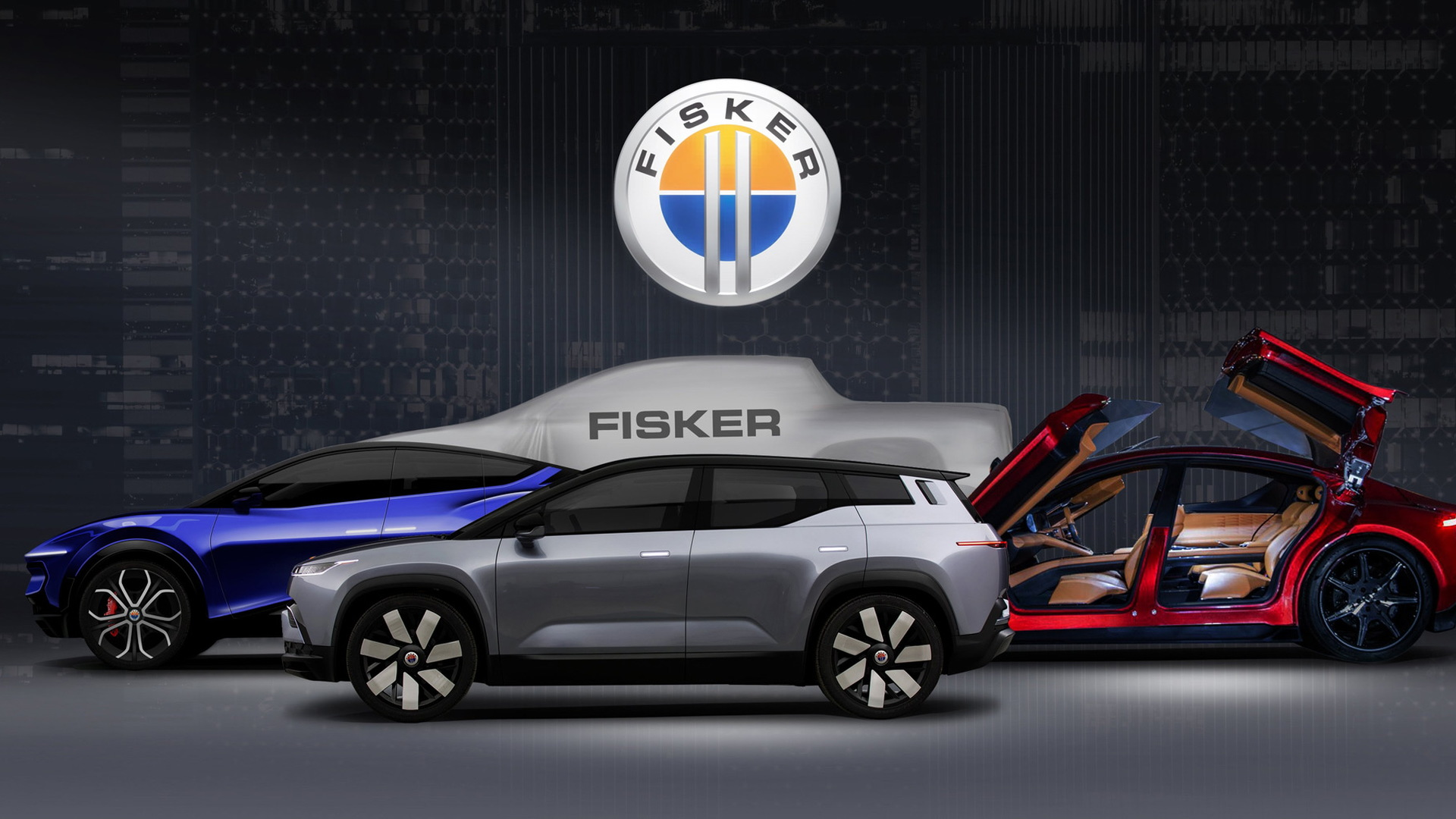 Fisker promises four electric vehicles by 2025