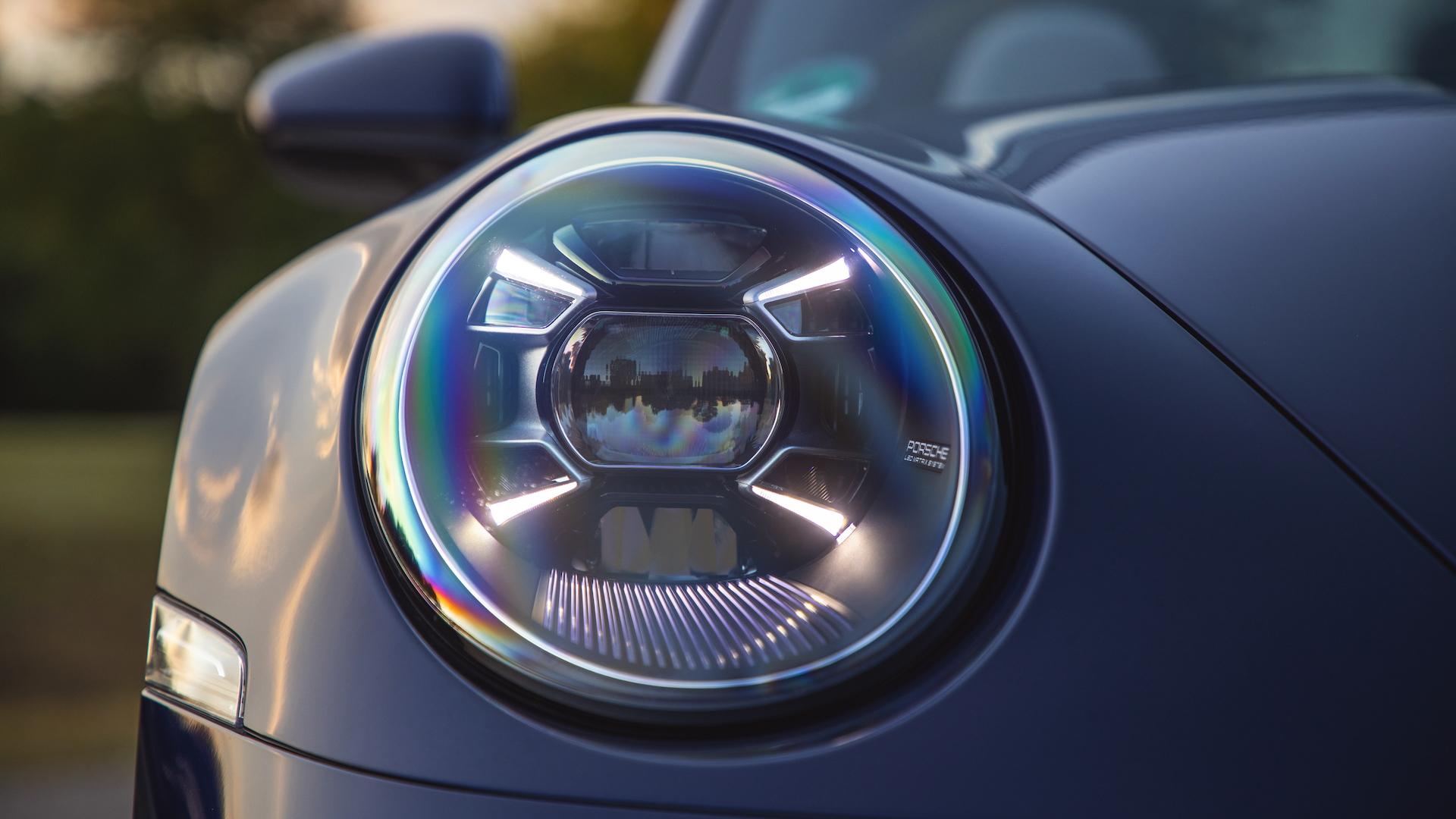 2021 Porsche 911 Targa 4
