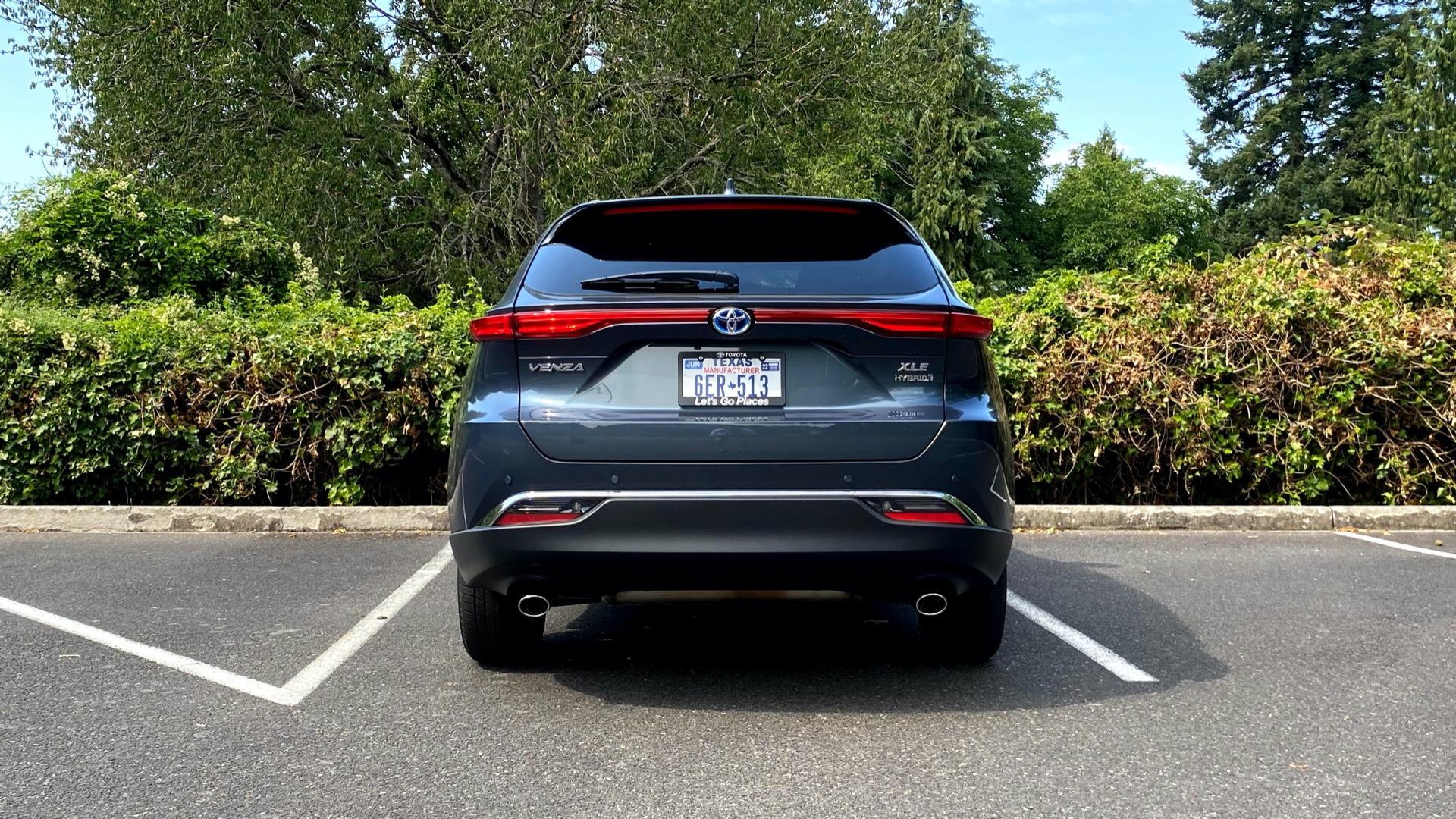 2021 Toyota Venza XLE  -  Portland, OR  -  July 2020