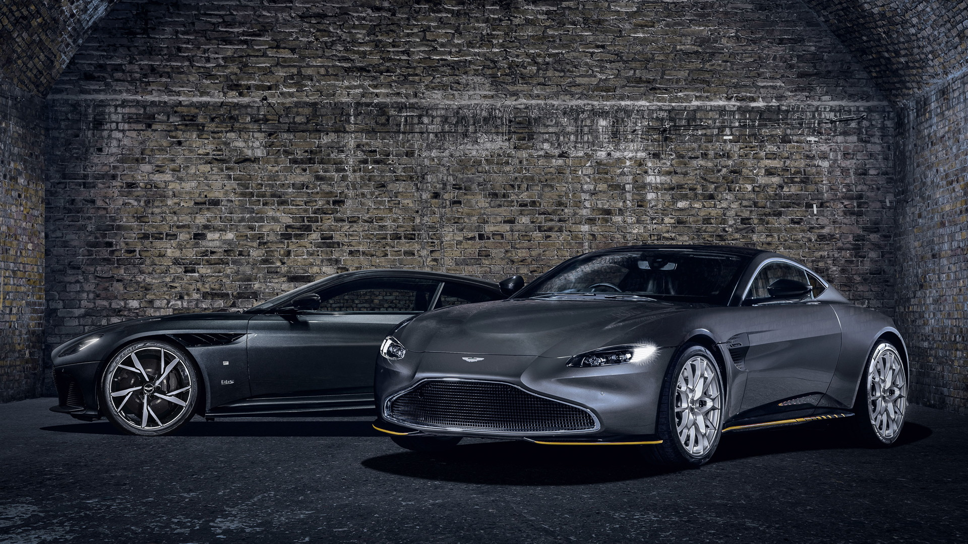 Calling James Bond fans: Aston Martin announces limited-edition 007 cars