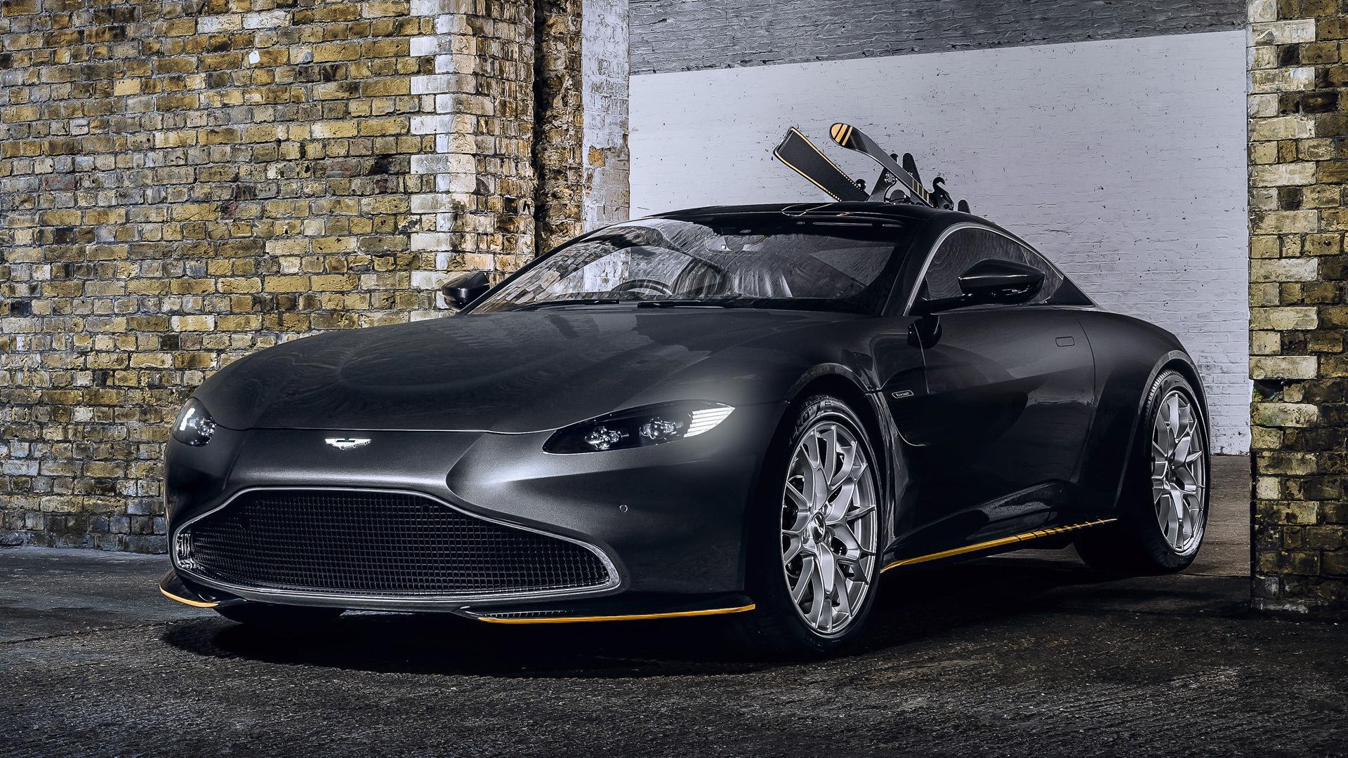 2021 Aston Martin Vantage 007 Edition