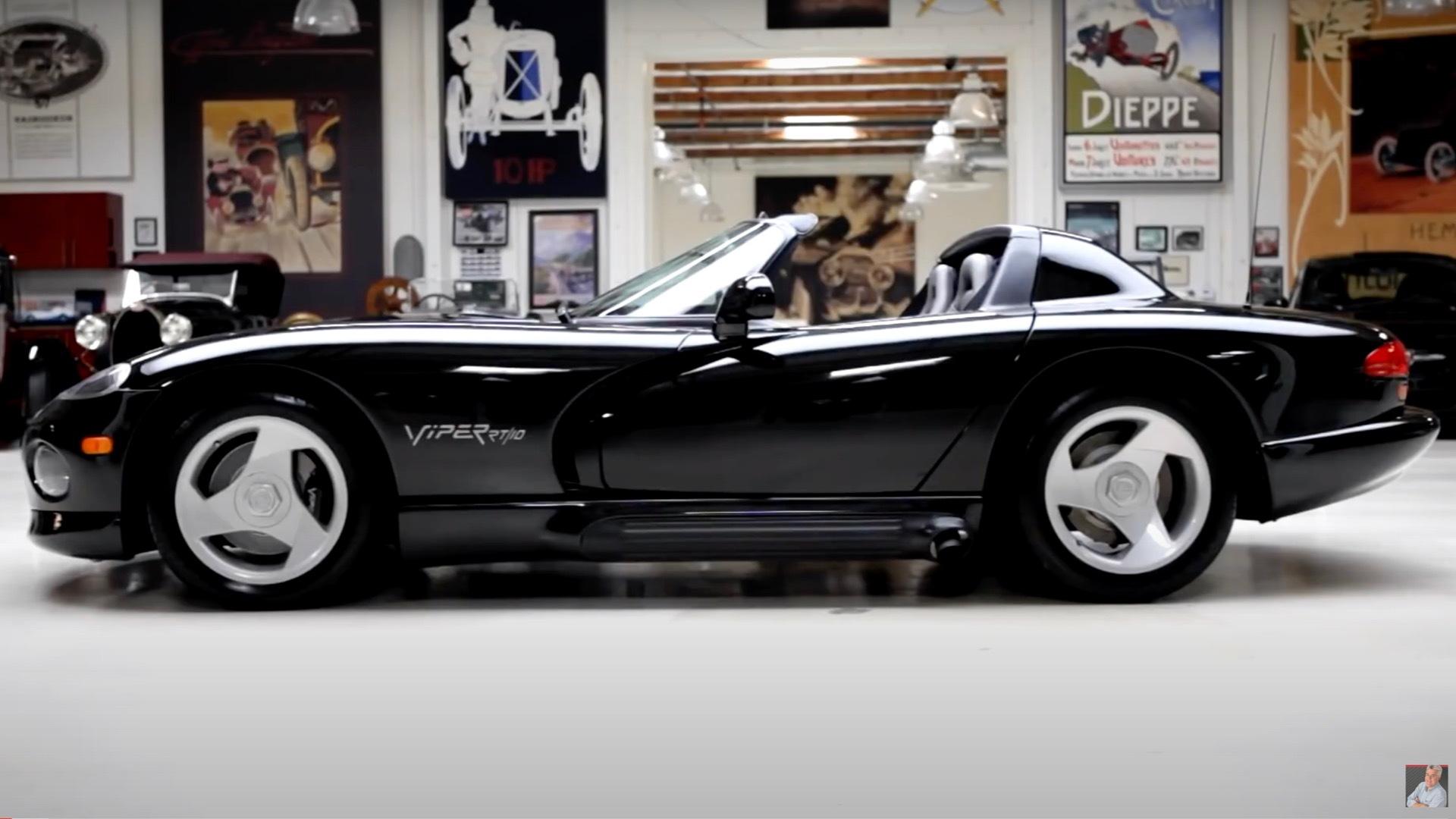 1993 Dodge Viper on Jay Leno's Garage