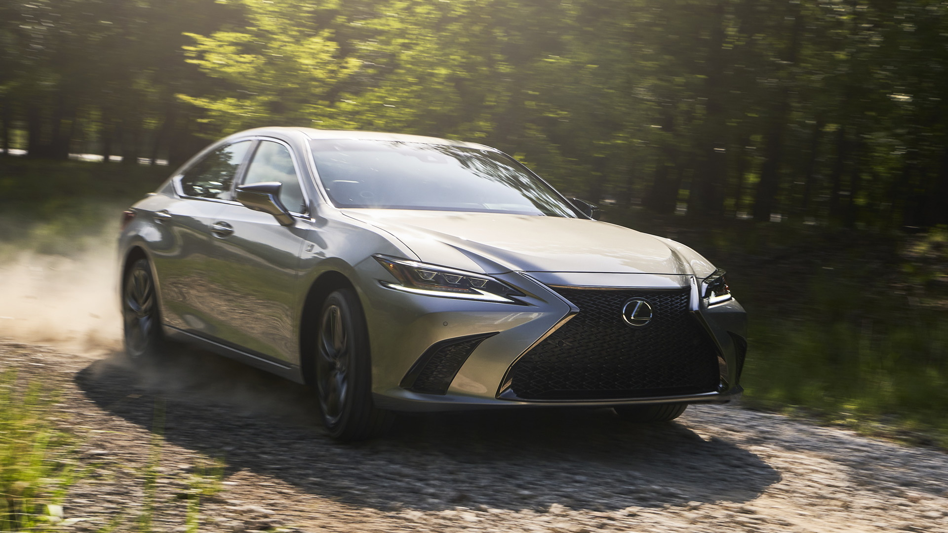 Lexus ES Gains All-Wheel Drive And New Black Line Special Edition