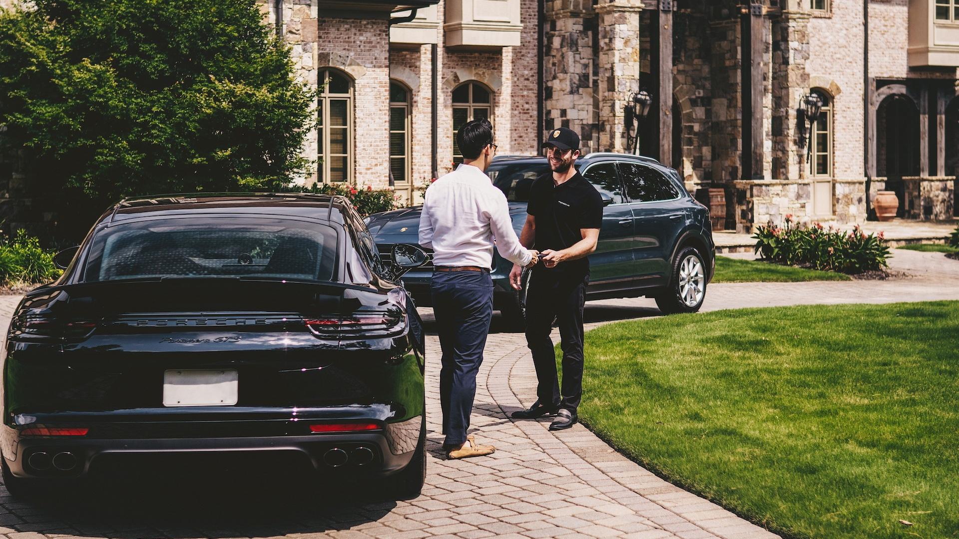 Porsche Drive subscription program