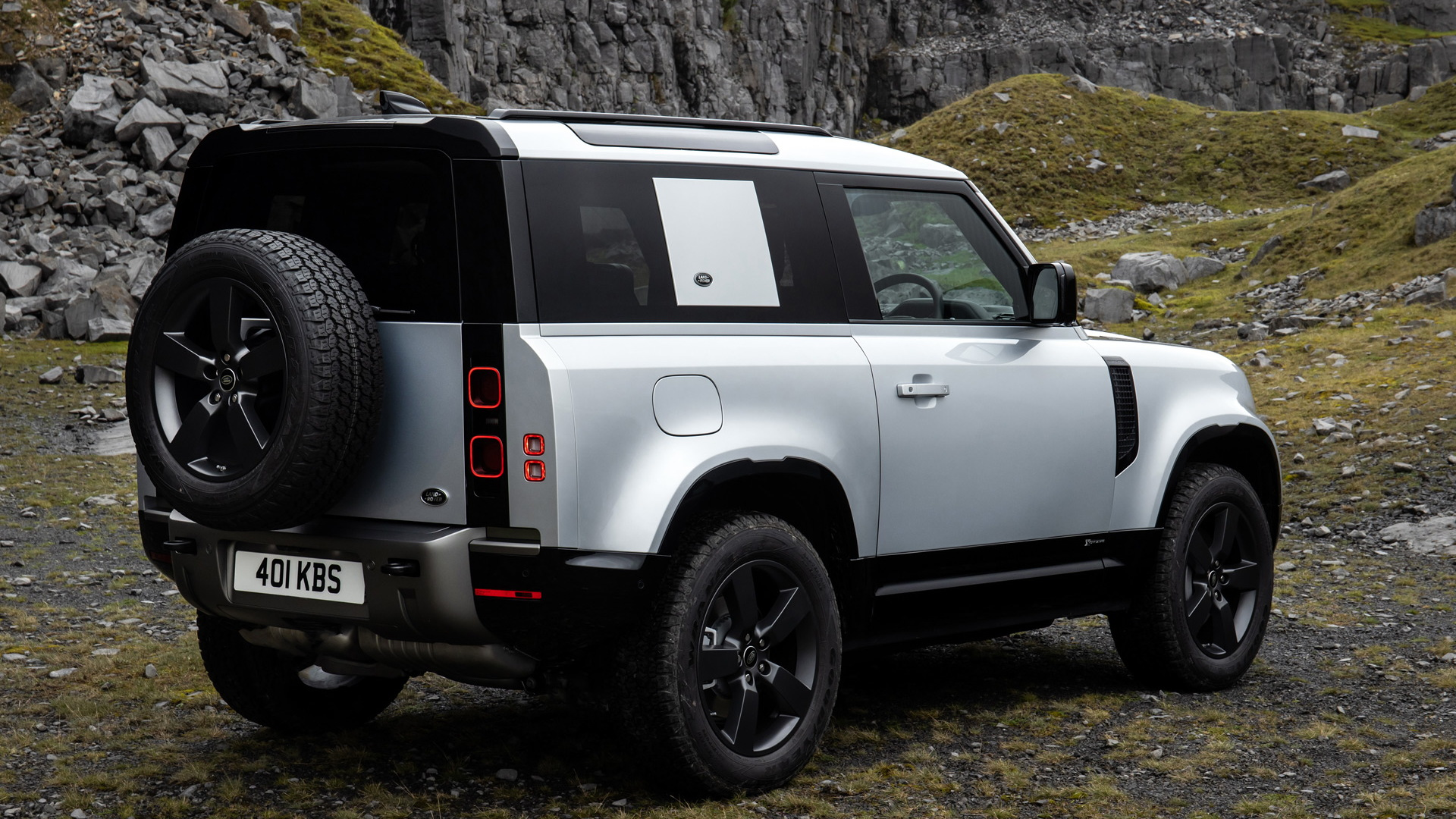 2021 Land Rover Defender 90 X-Dynamic