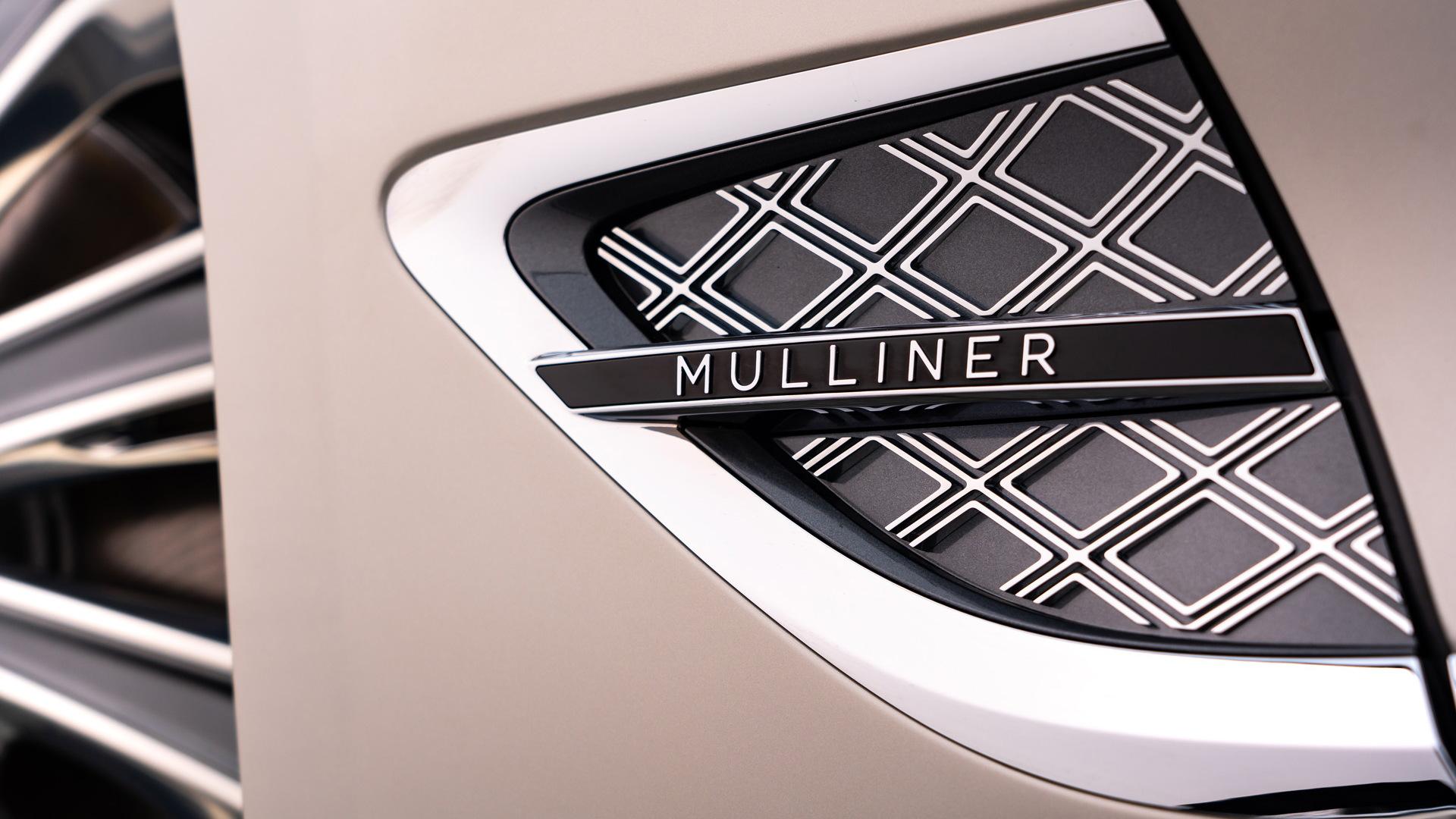 2020 Bentley Continental GT Mulliner