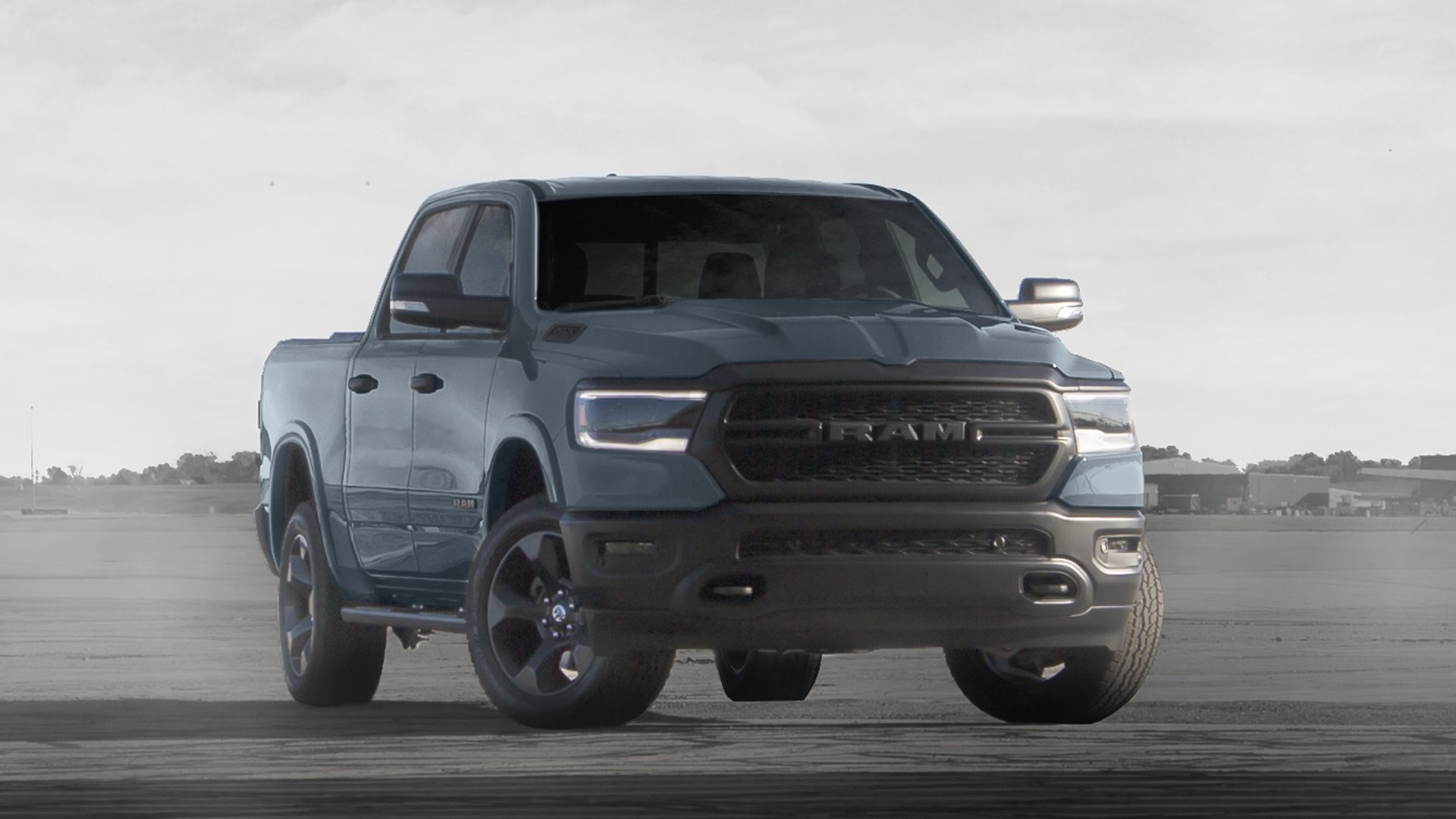 "2020 Ram 1500 ""Built to Serve Edition"""