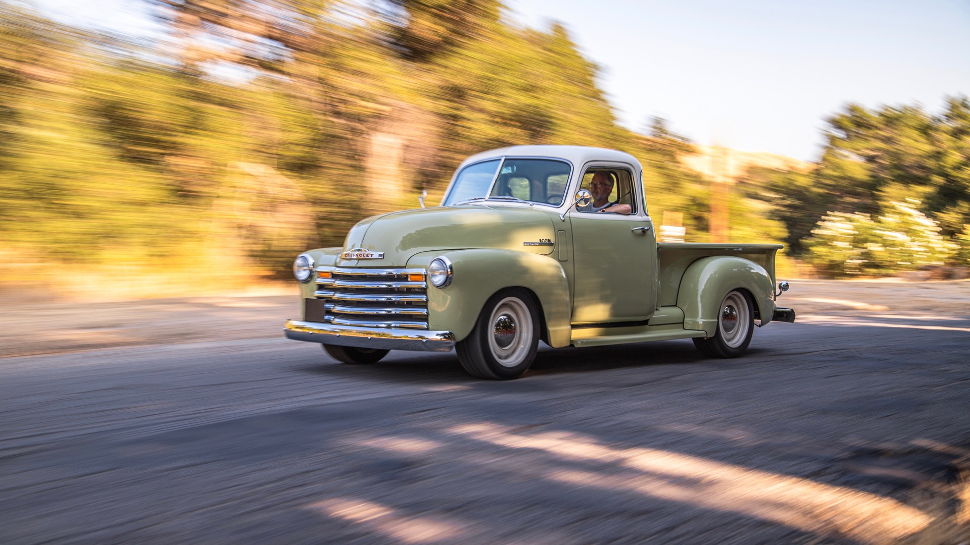 Icon 1950 Chevrolet Thriftmaster pickup Truck
