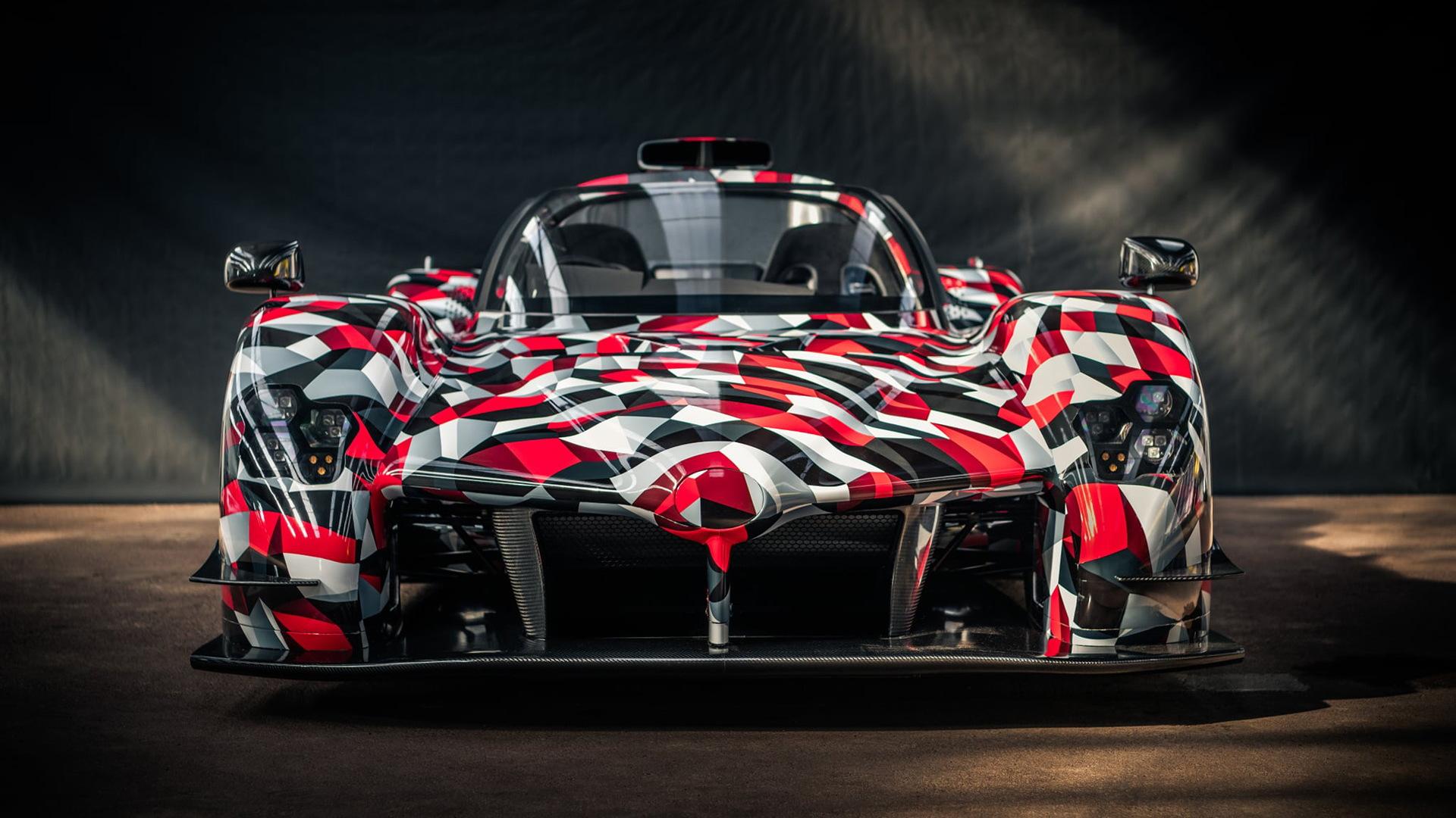 Toyota GR Super Sport prototype