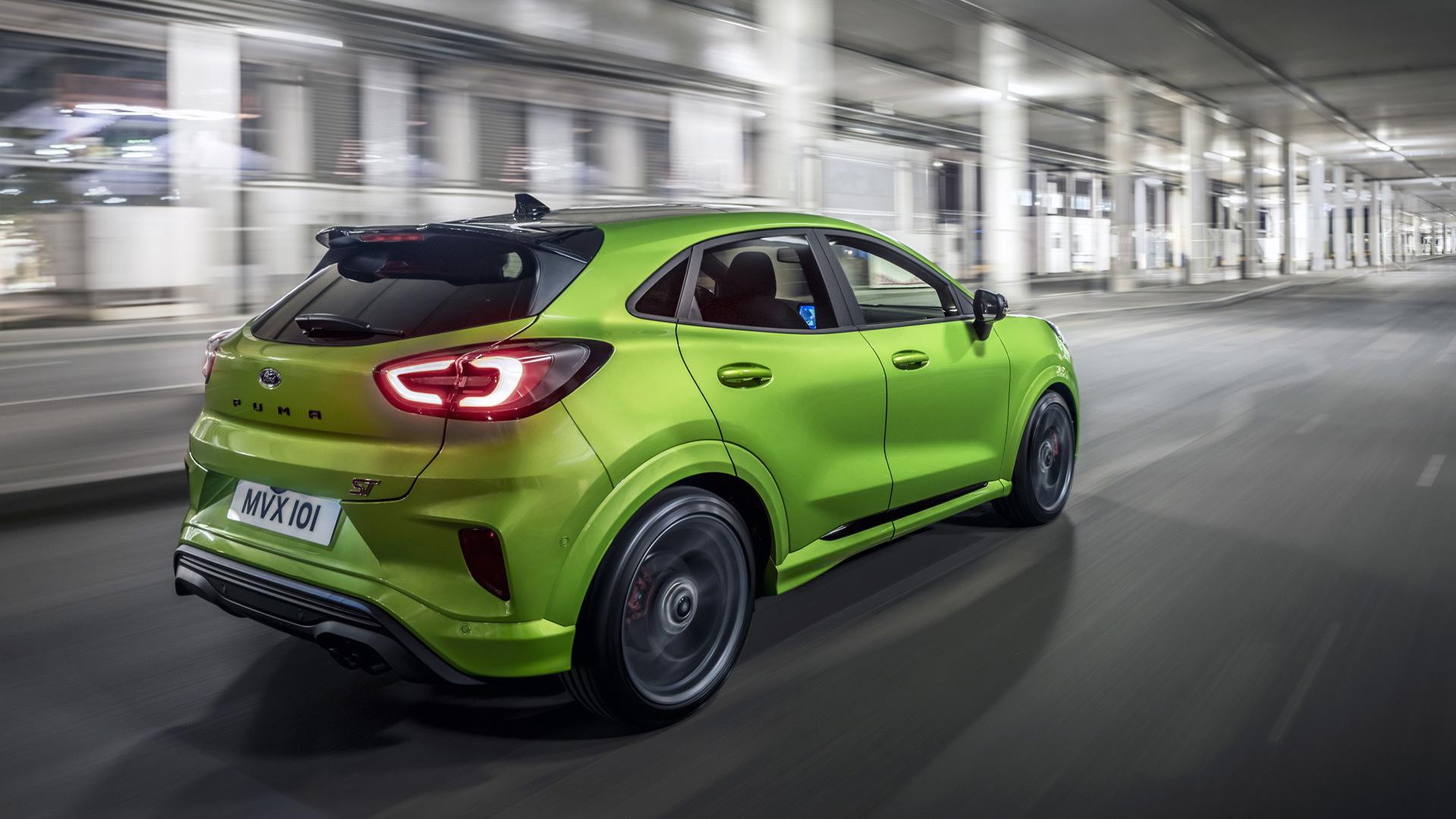 2020 Ford Puma ST
