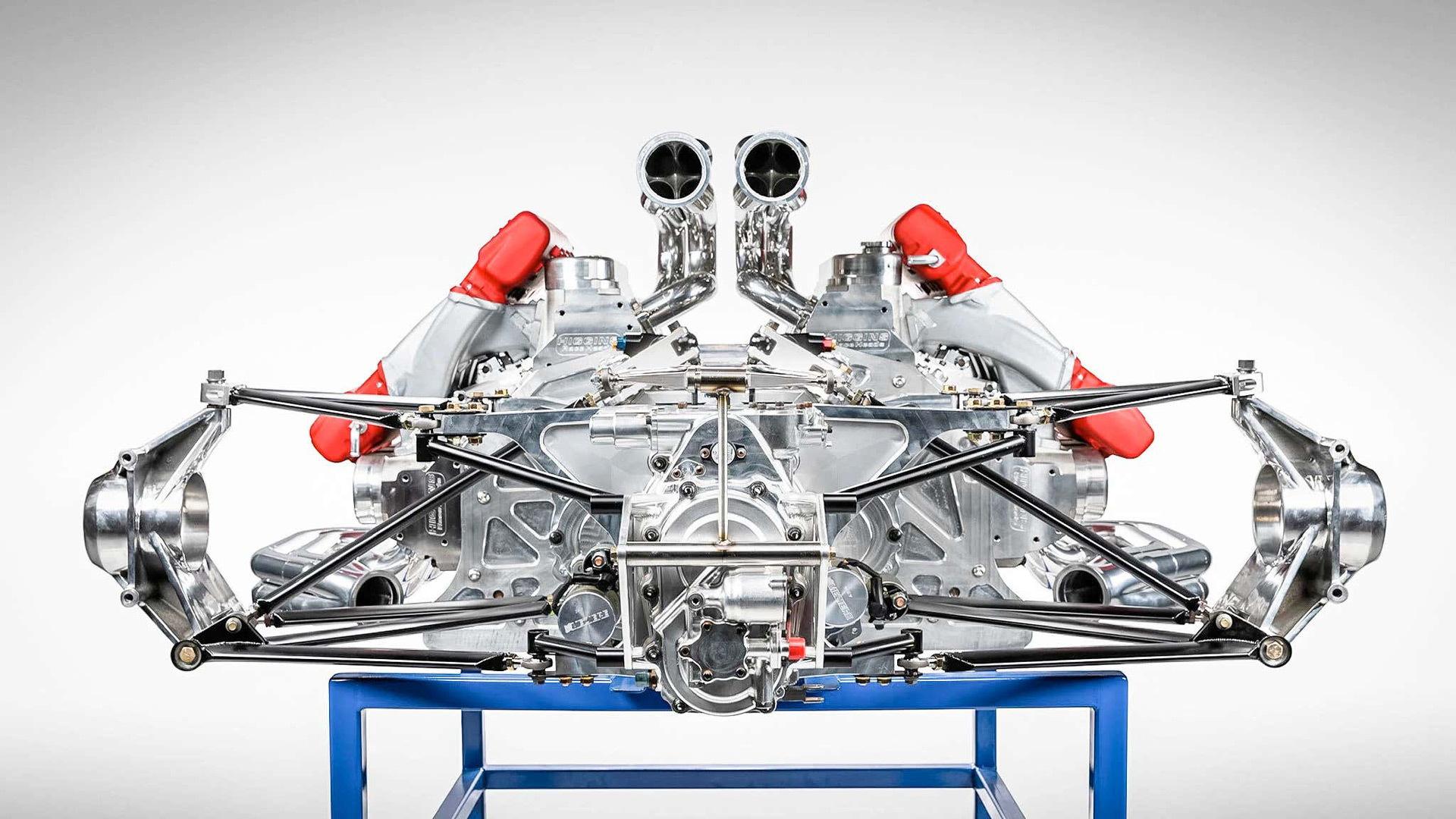 HAL W-16 engine