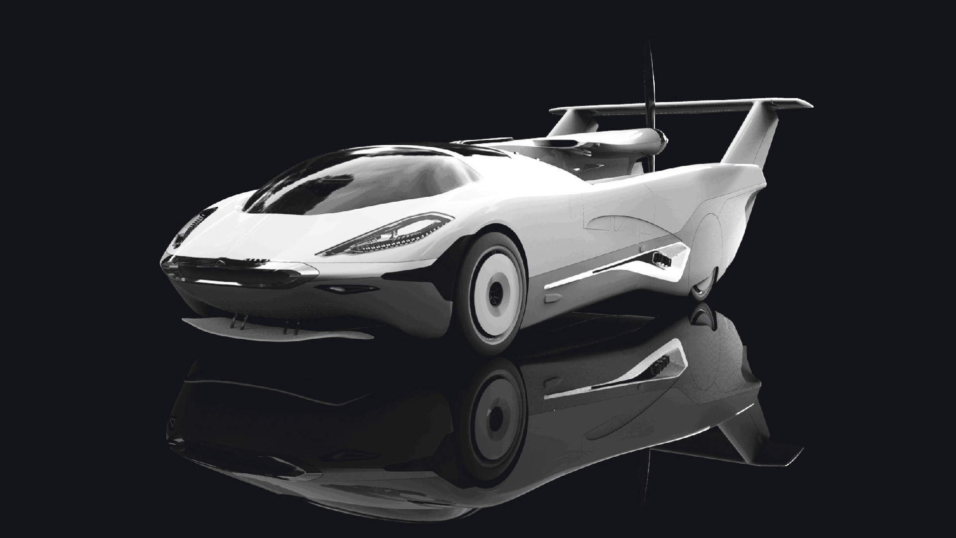 Klein Vision Air Car
