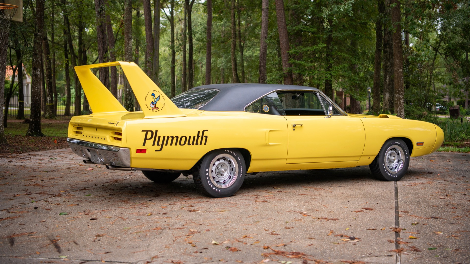 1970 Plymouth Superbird (photo by AutoHunter.com)