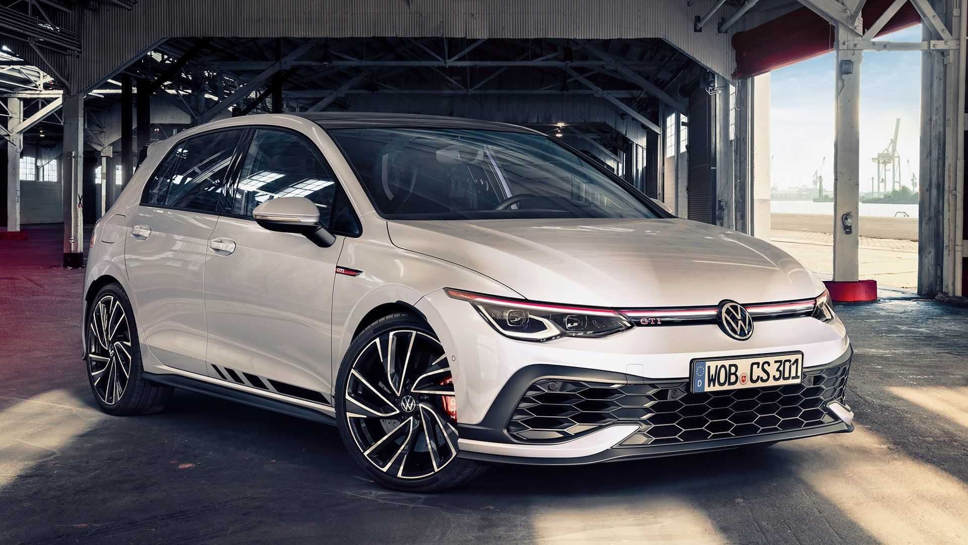 2021 Volkswagen Golf GTI Clubsport
