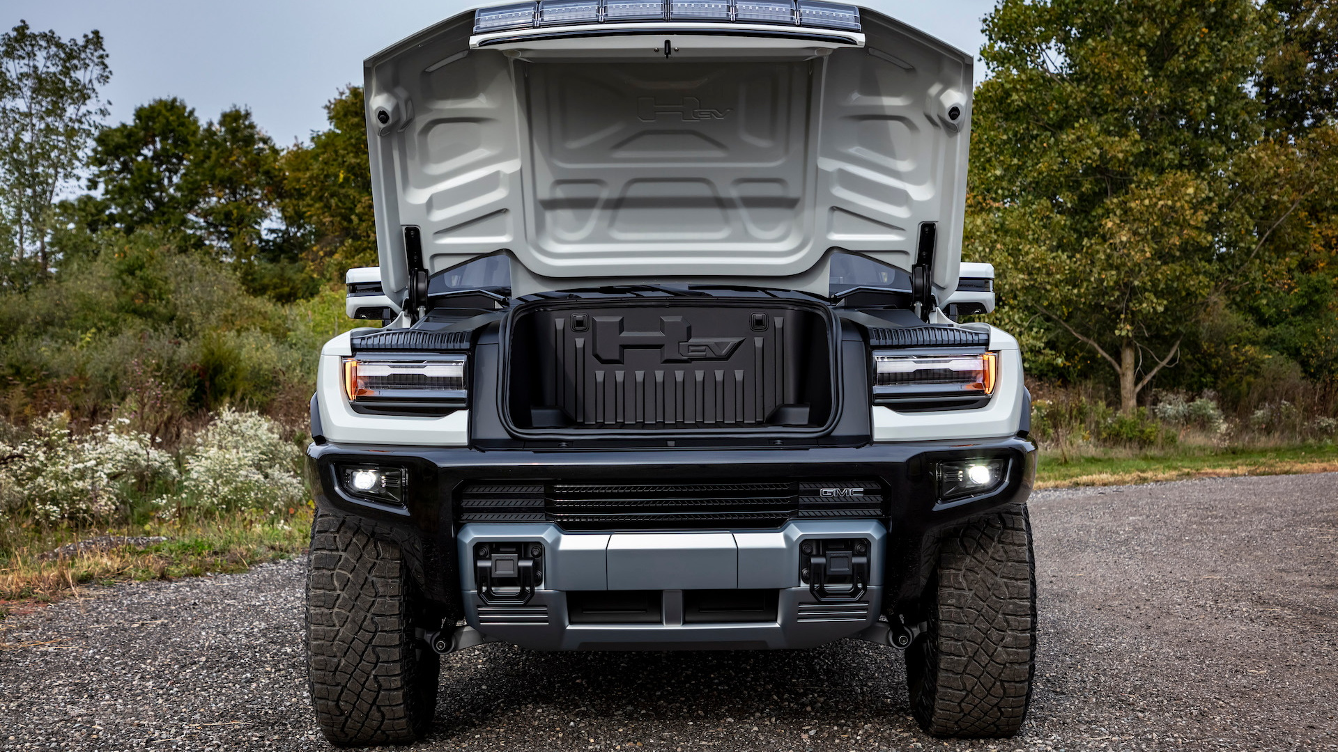 2022 Gmc Hummer Ev Edition 1 350 Mile Electric Off Road Suv Priced At 112 595
