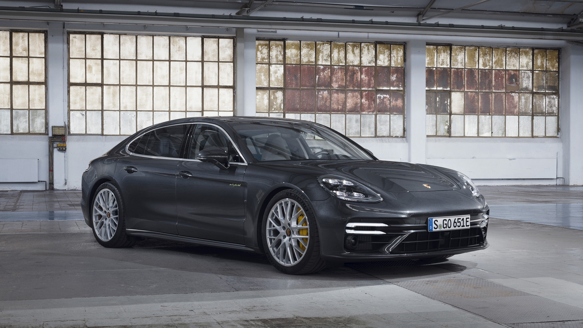 2021保时捷Panamera Turbo S E-Hybrid Executive