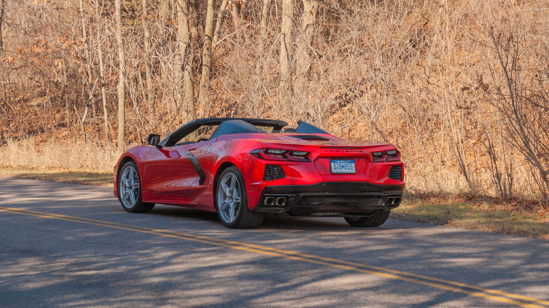 2020 Chevrolet Corvette convertible