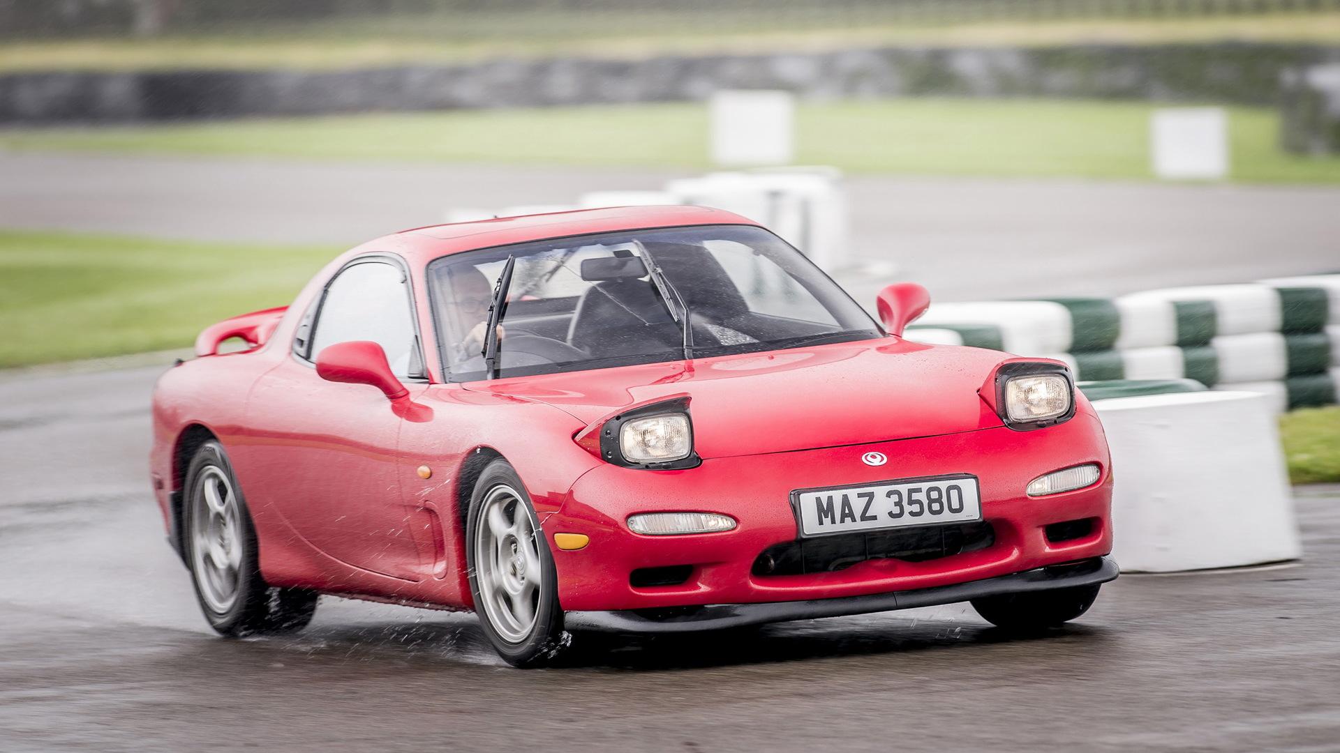 FD Mazda RX-7