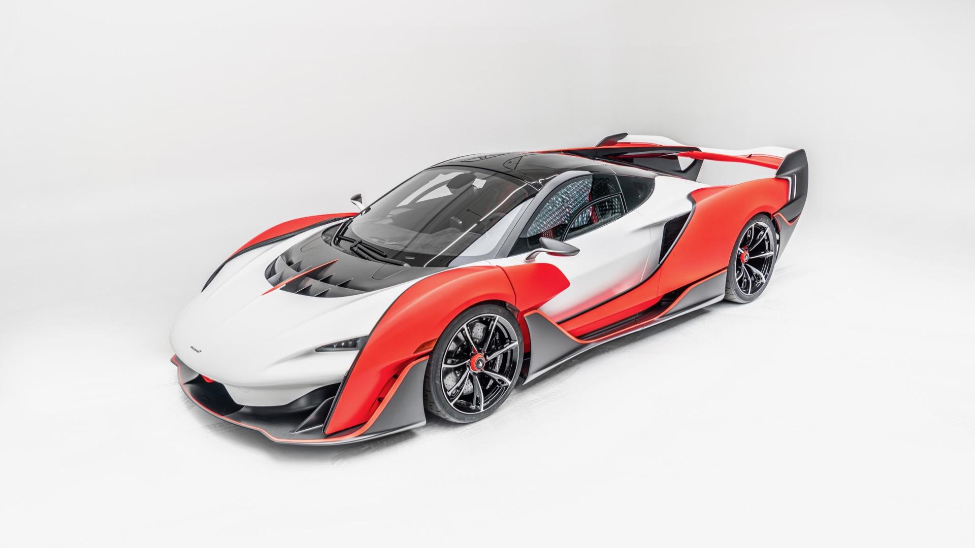 McLaren Sabre by MSO