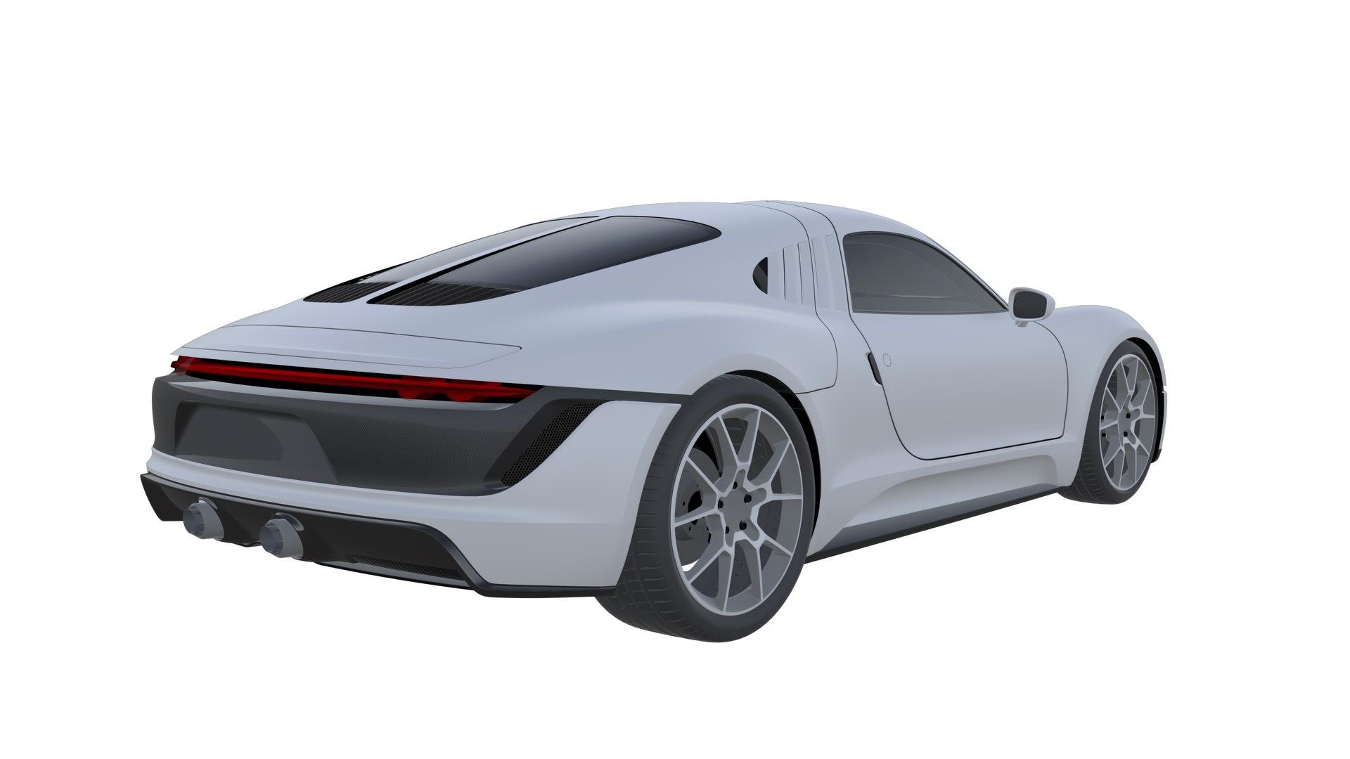 Porsche Le Mans Living Legend patent drawing