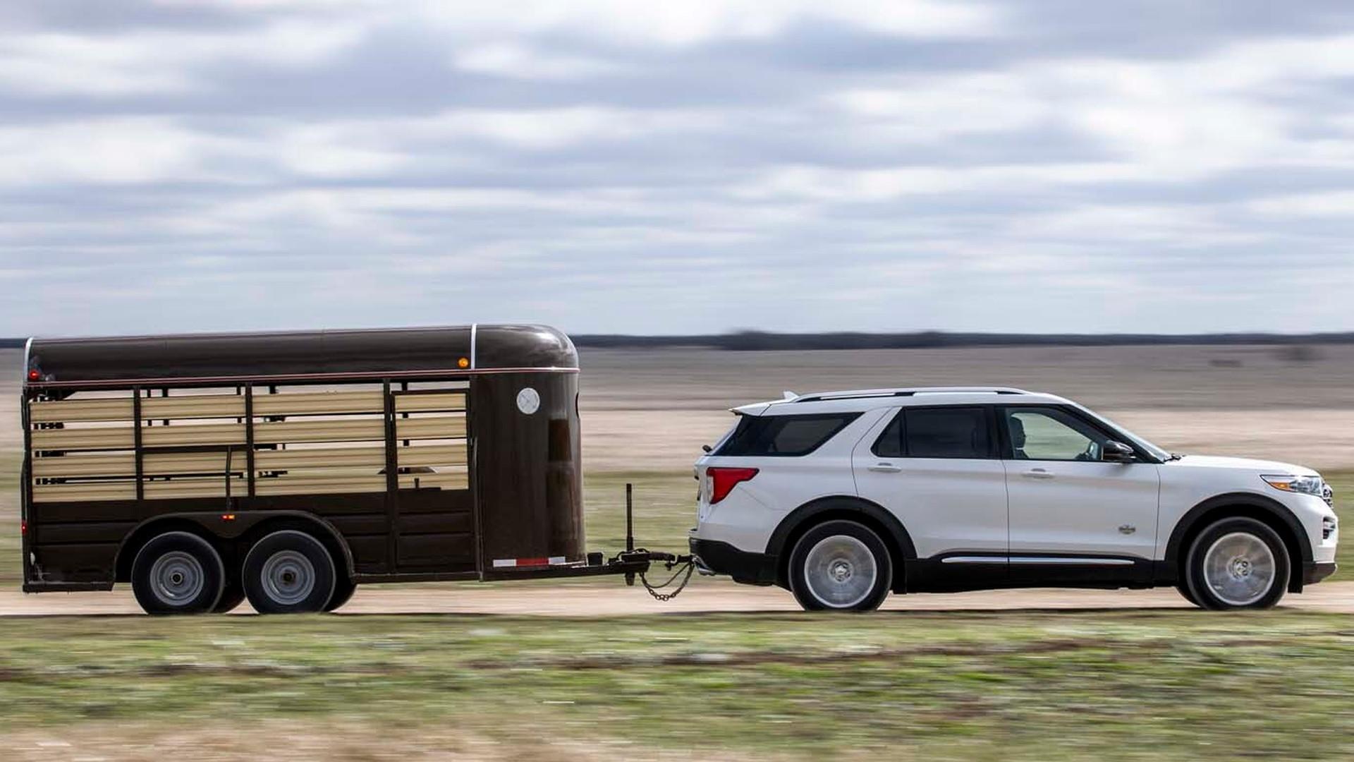 2021 Ford Explorer King Ranch