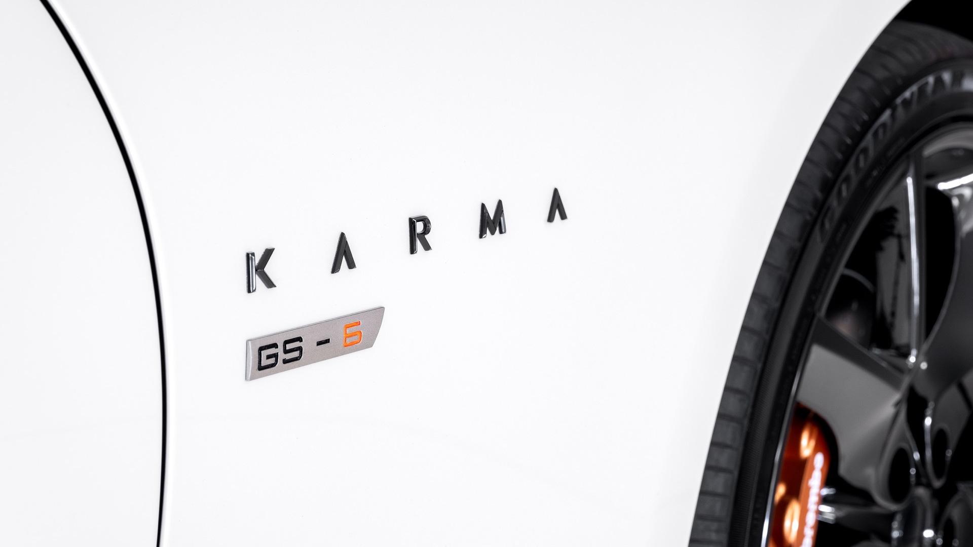 2021 Karma GS-6